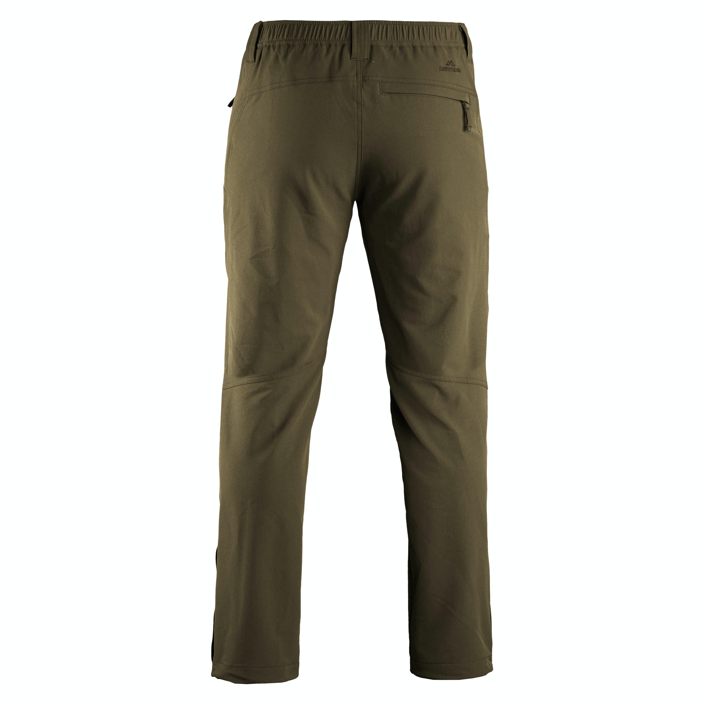 Kathmandu Tupelo Mens Softshell Hiking Pants Trousers v2 ...