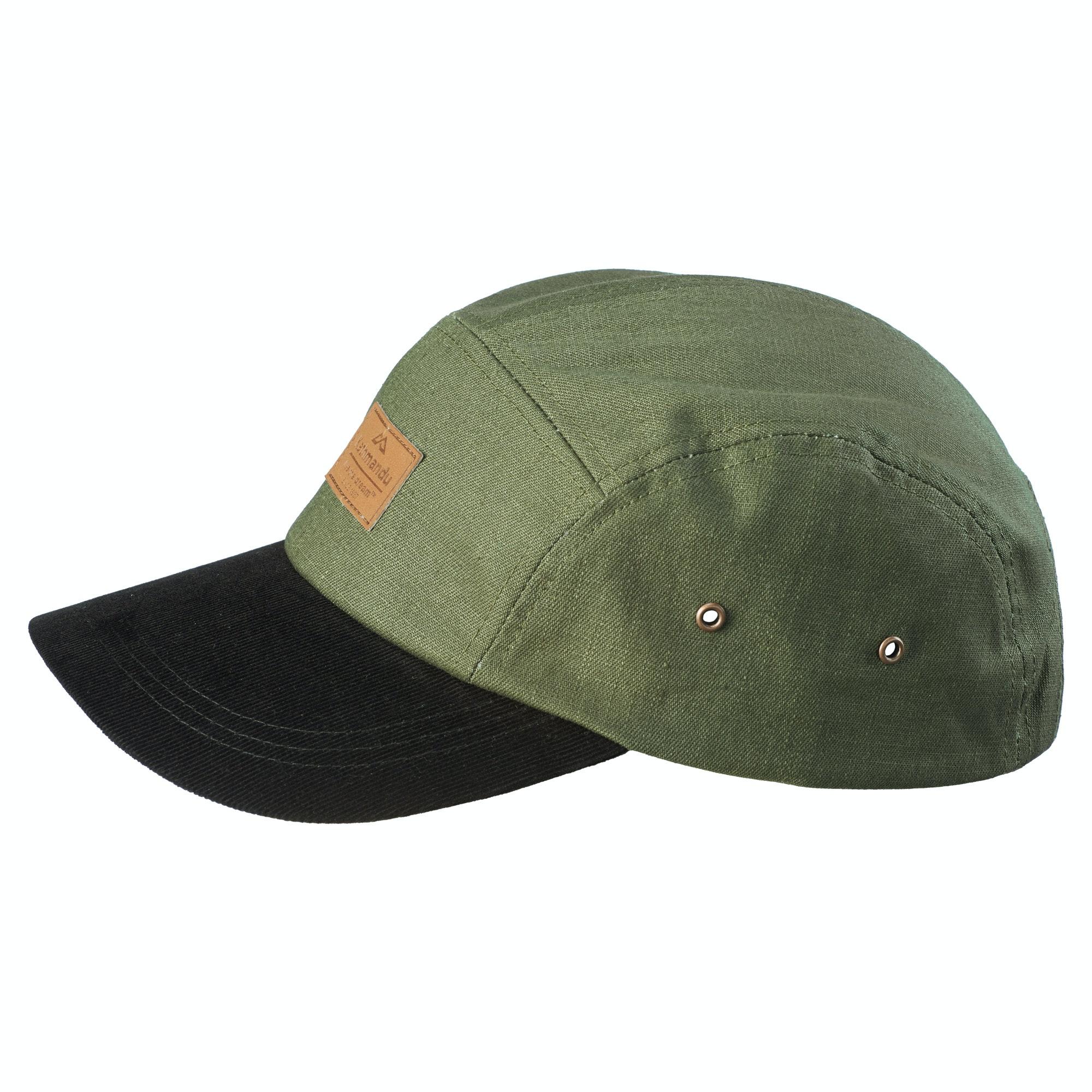 kathmandu hillsborough mens womens hat adjustable 5 panel