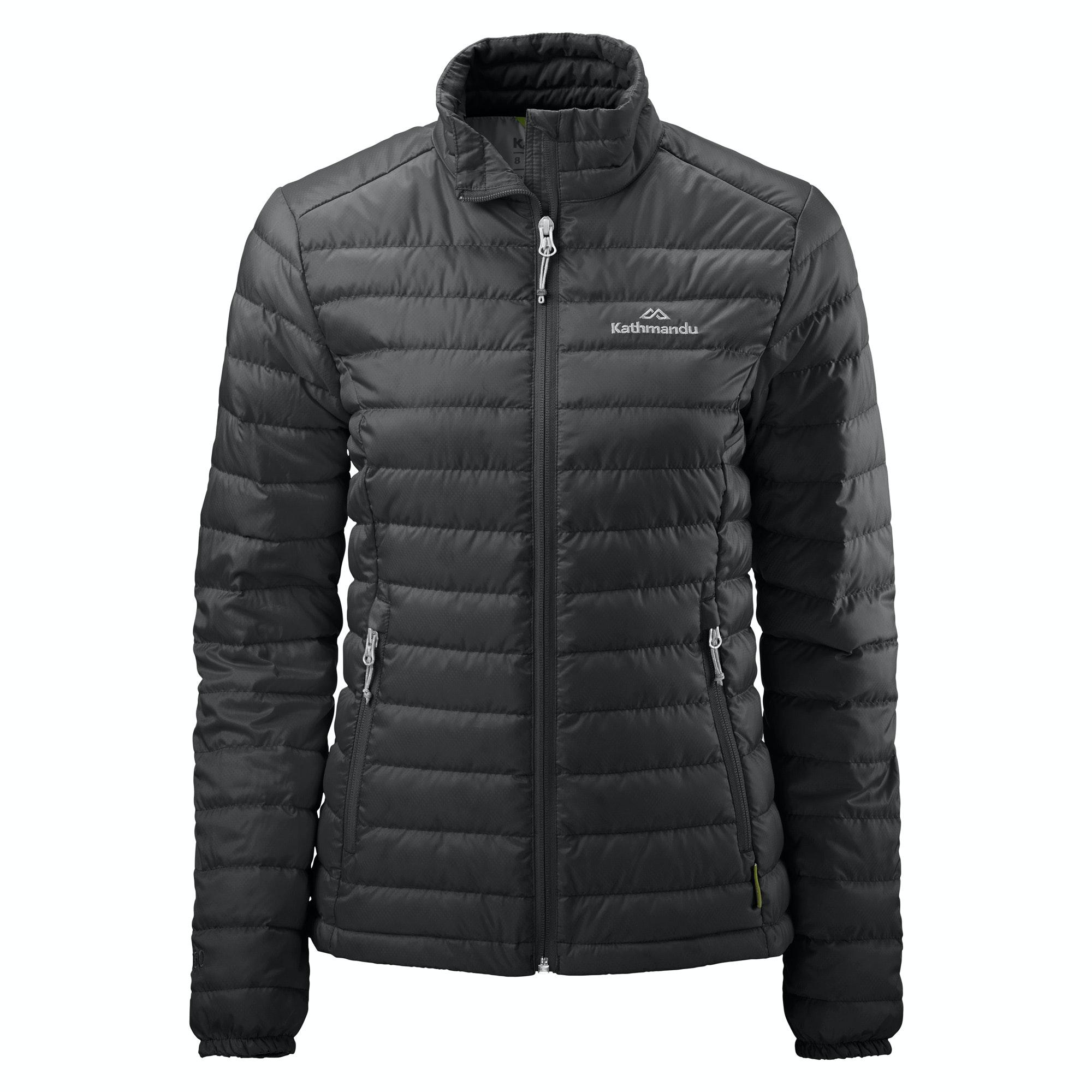 Lightweight down jackets for women