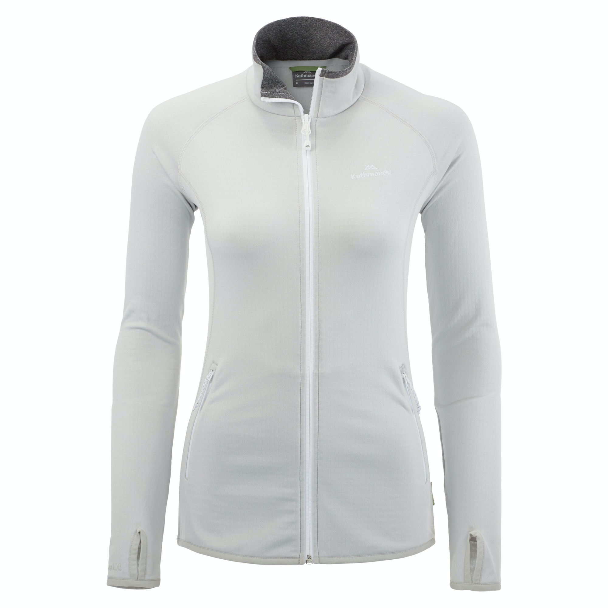 Kathmandu Expedite Womens Full Zip Top Packable Hiking
