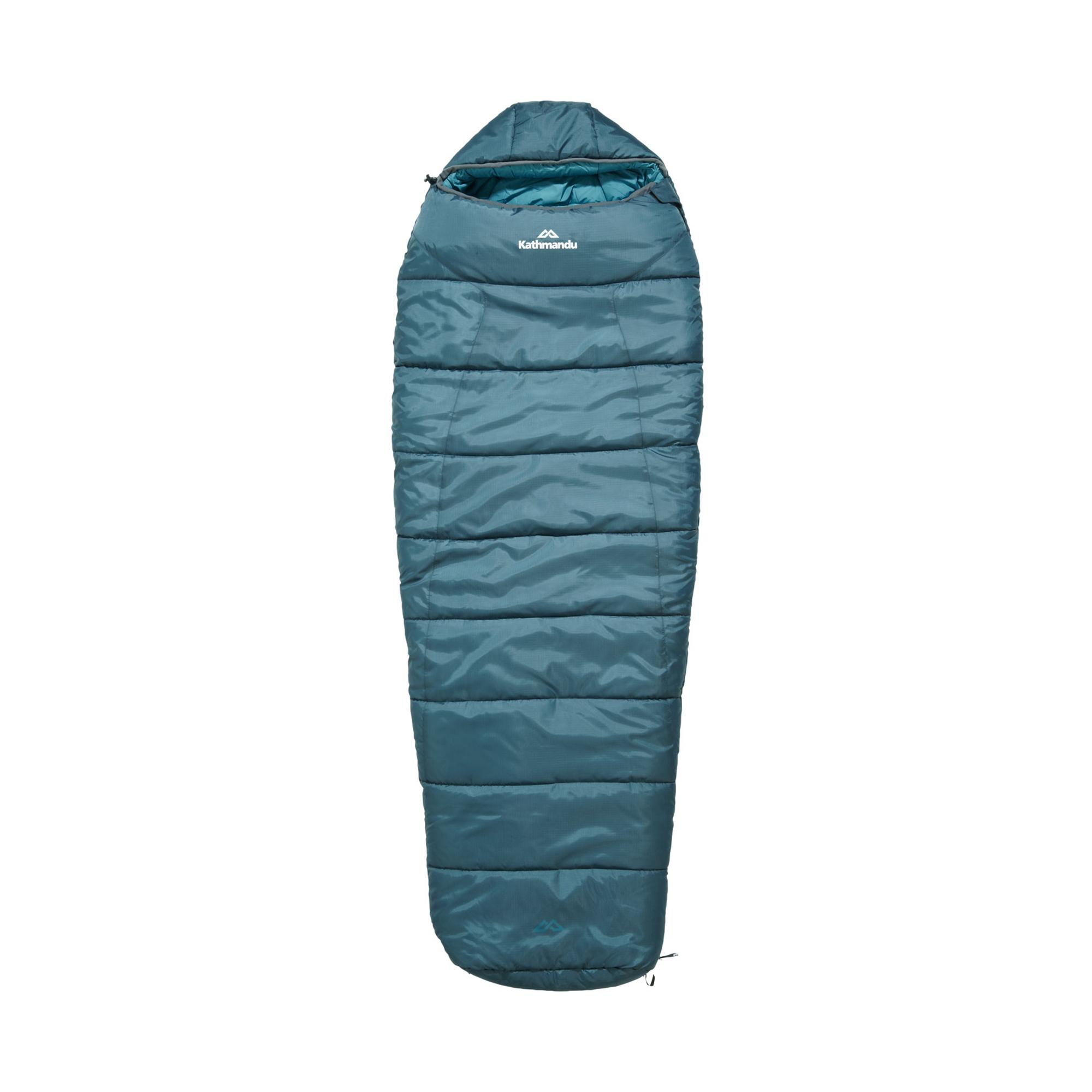 Camper Semi-Rectangular Sleeping Bag