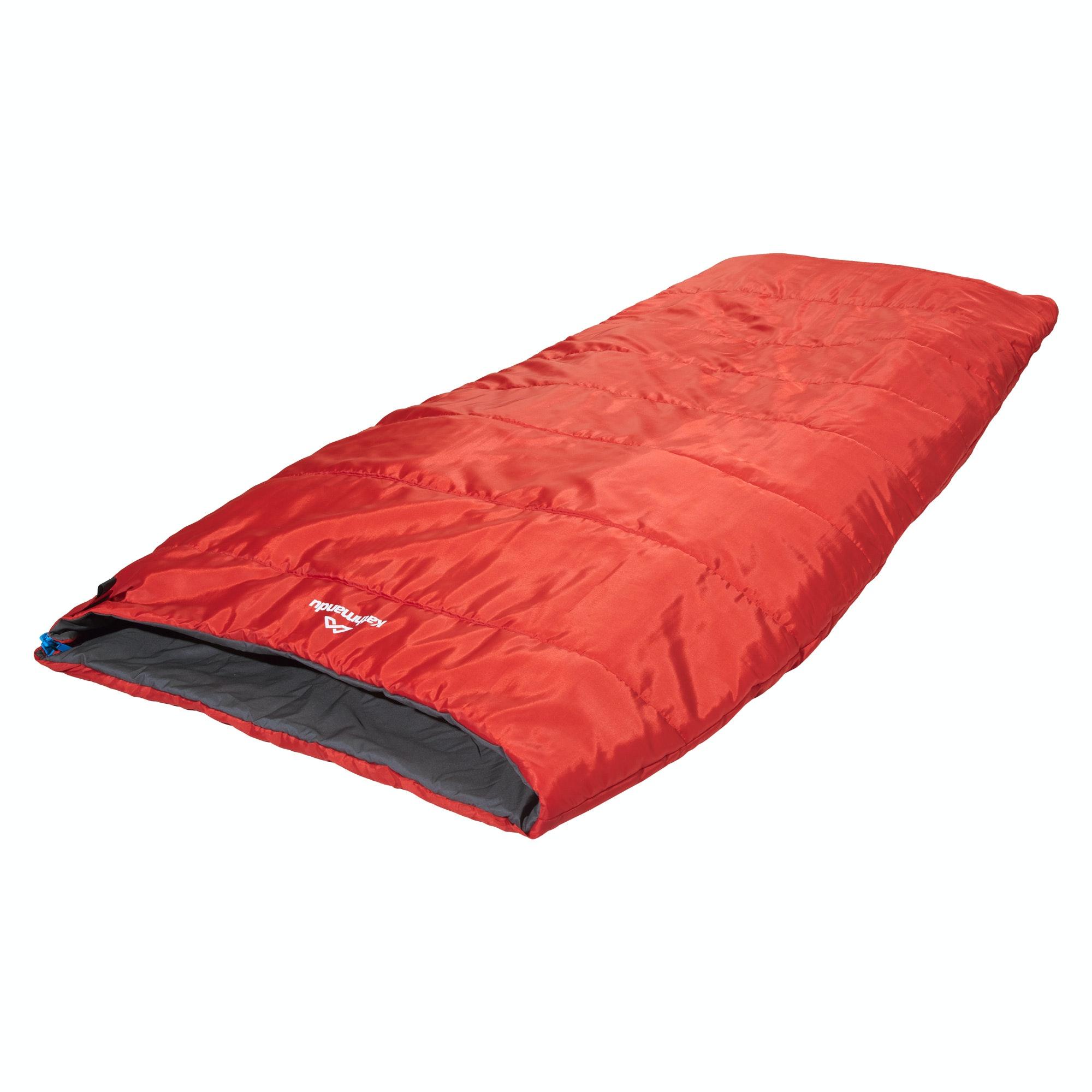 kathmandu delta lightweight rectangular summer sleeping