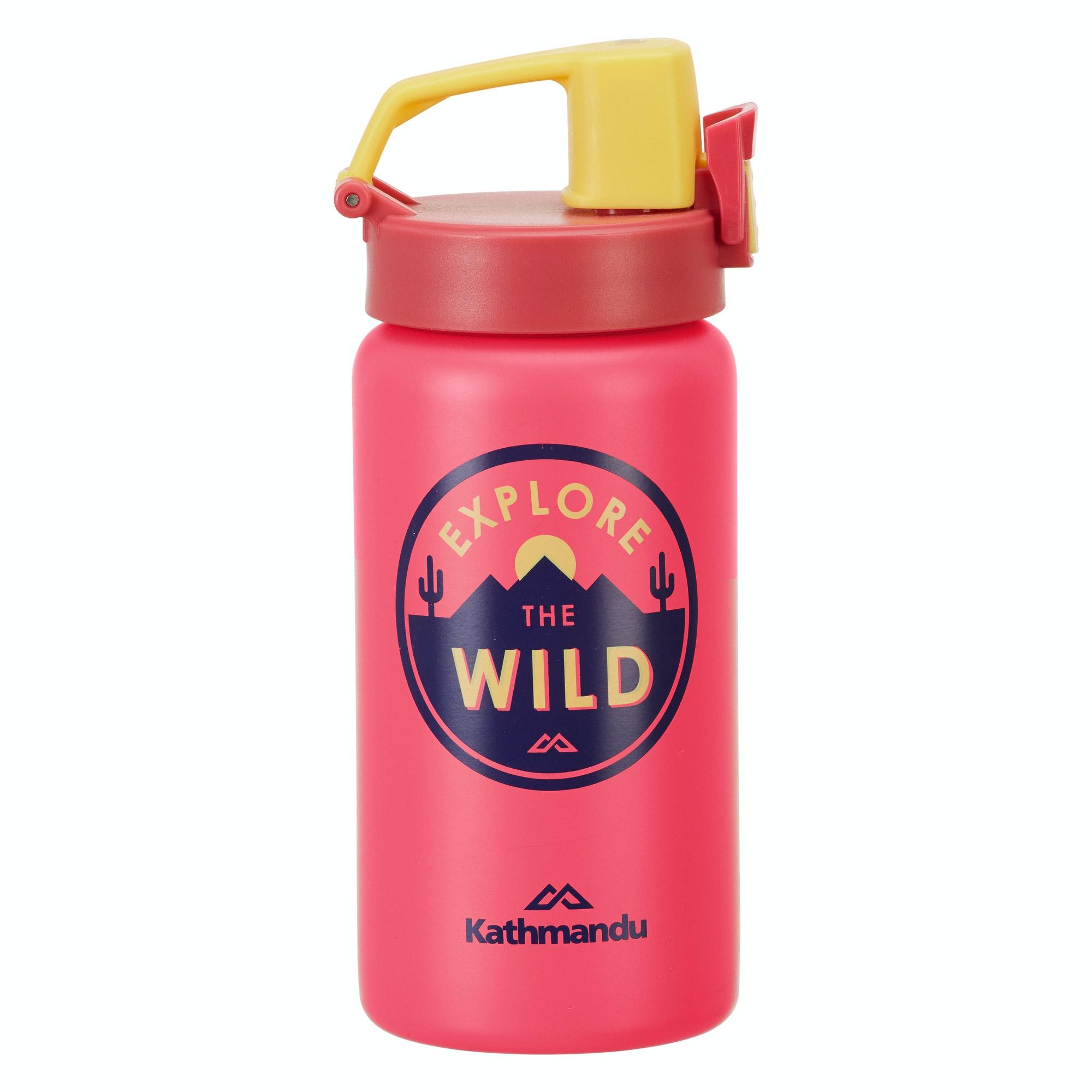 Sports Sipper Bottle: Kathmandu Kids Stainless Steel Sports Sipper Drink Water