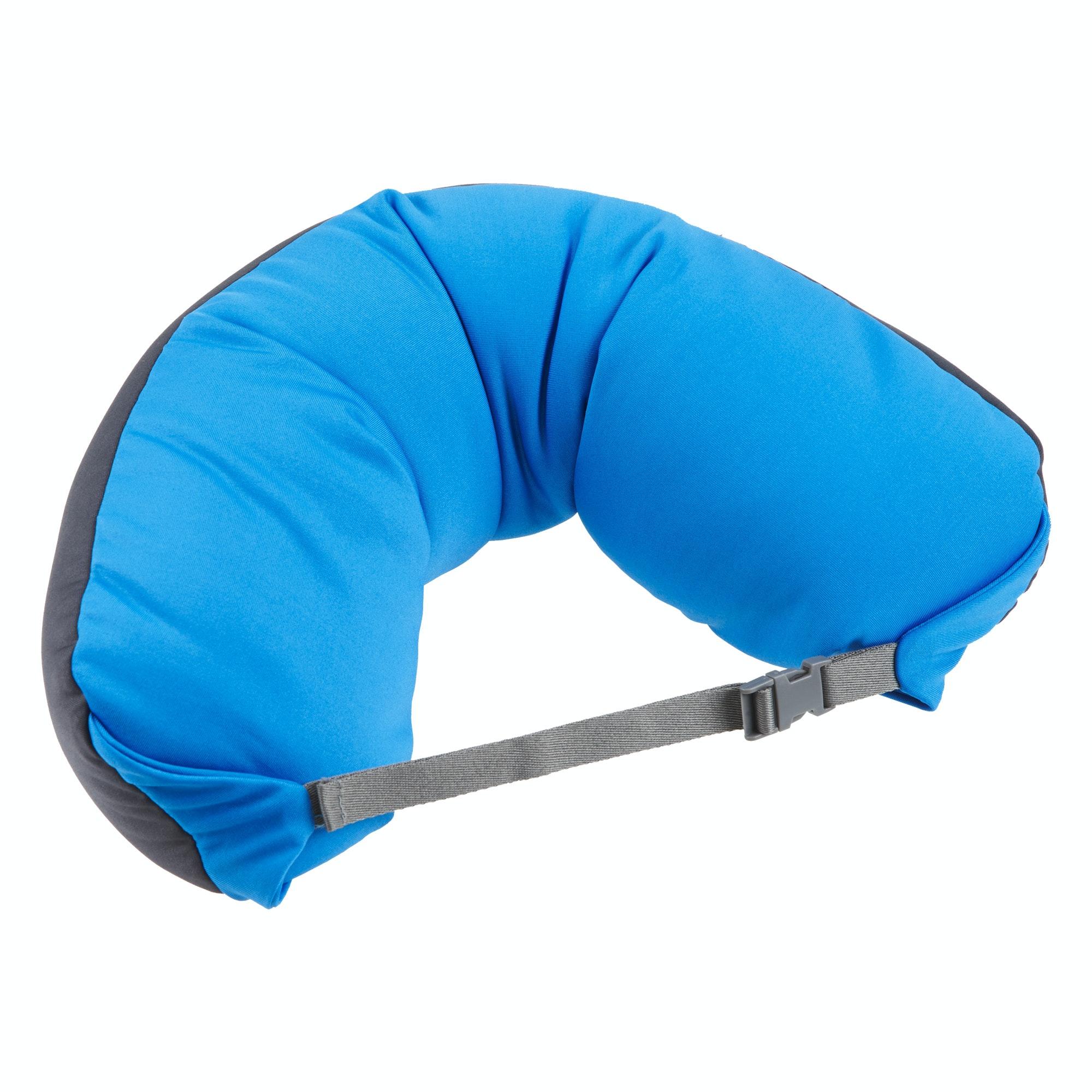 Kathmandu Long Adjustable Head Rest Neck Support Cushion