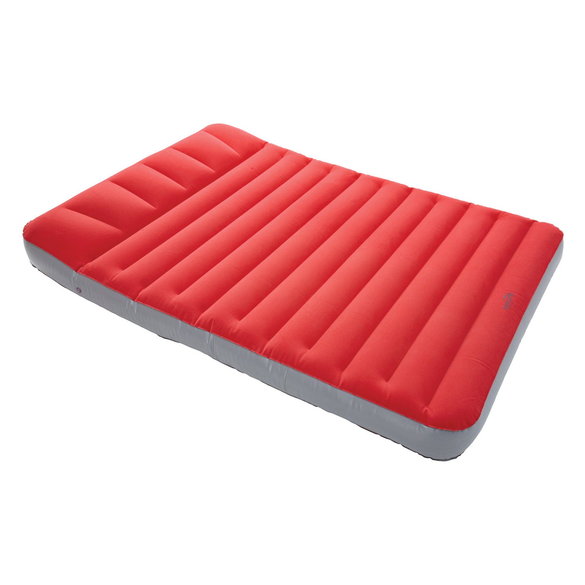 Kathmandu Roamer Camping Sleeping Inflatable Mattress Double Air Bed V2 Red Ebay