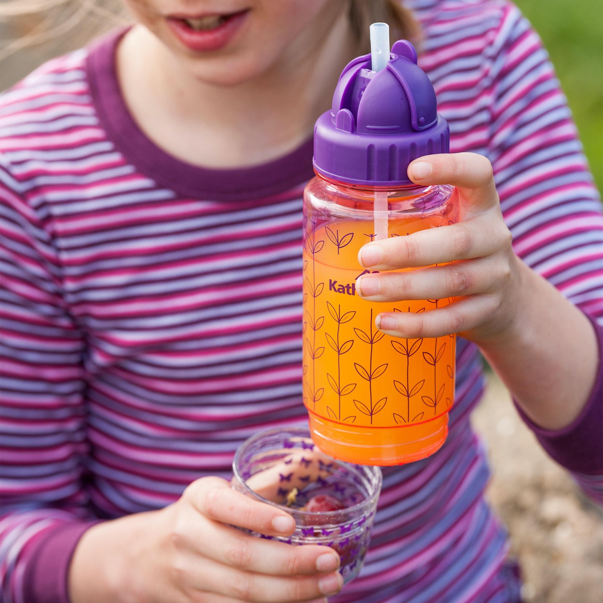 bpa free sip n 39 snack kids 39 drink bottle light navy blue. Black Bedroom Furniture Sets. Home Design Ideas