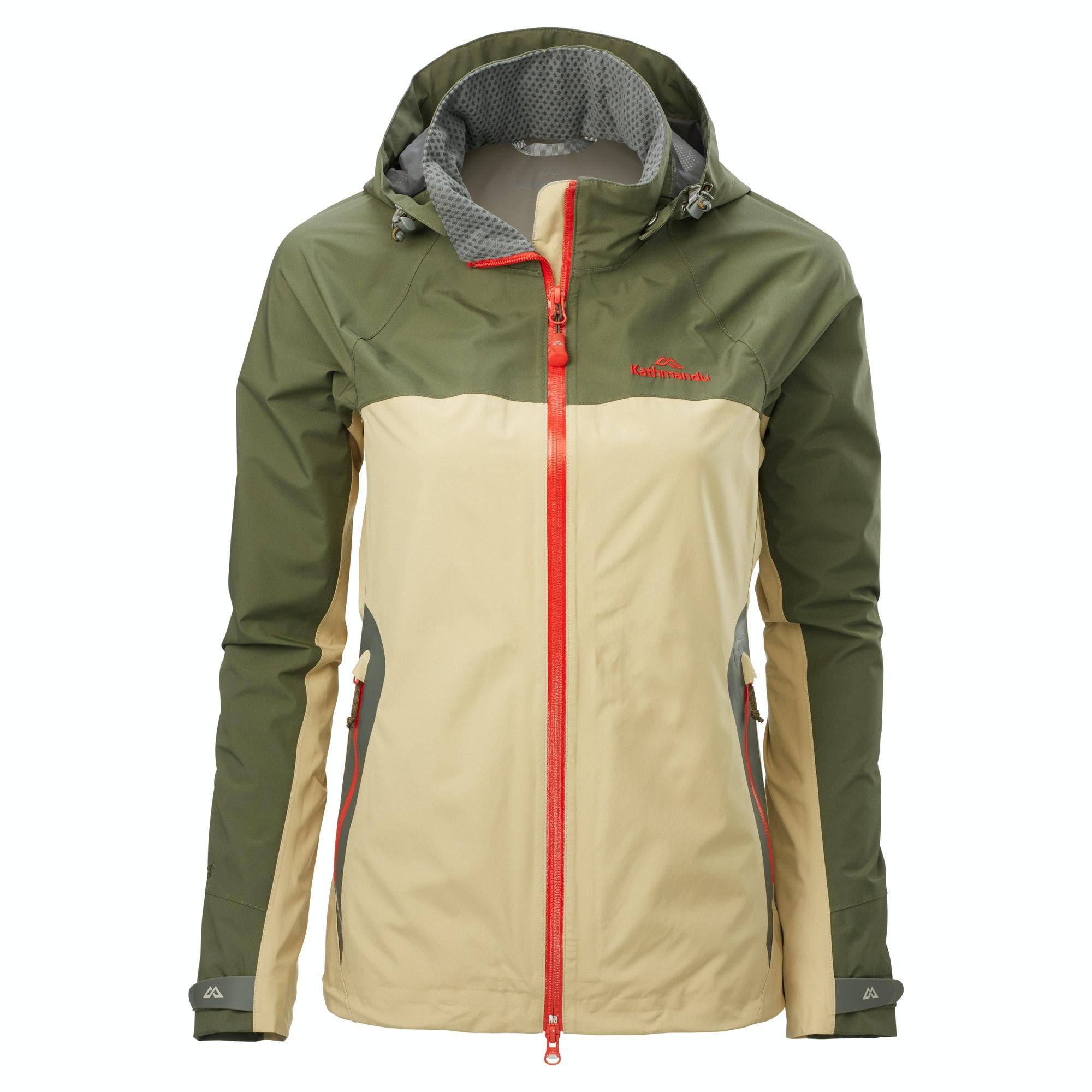 Gore tex rain jacket women