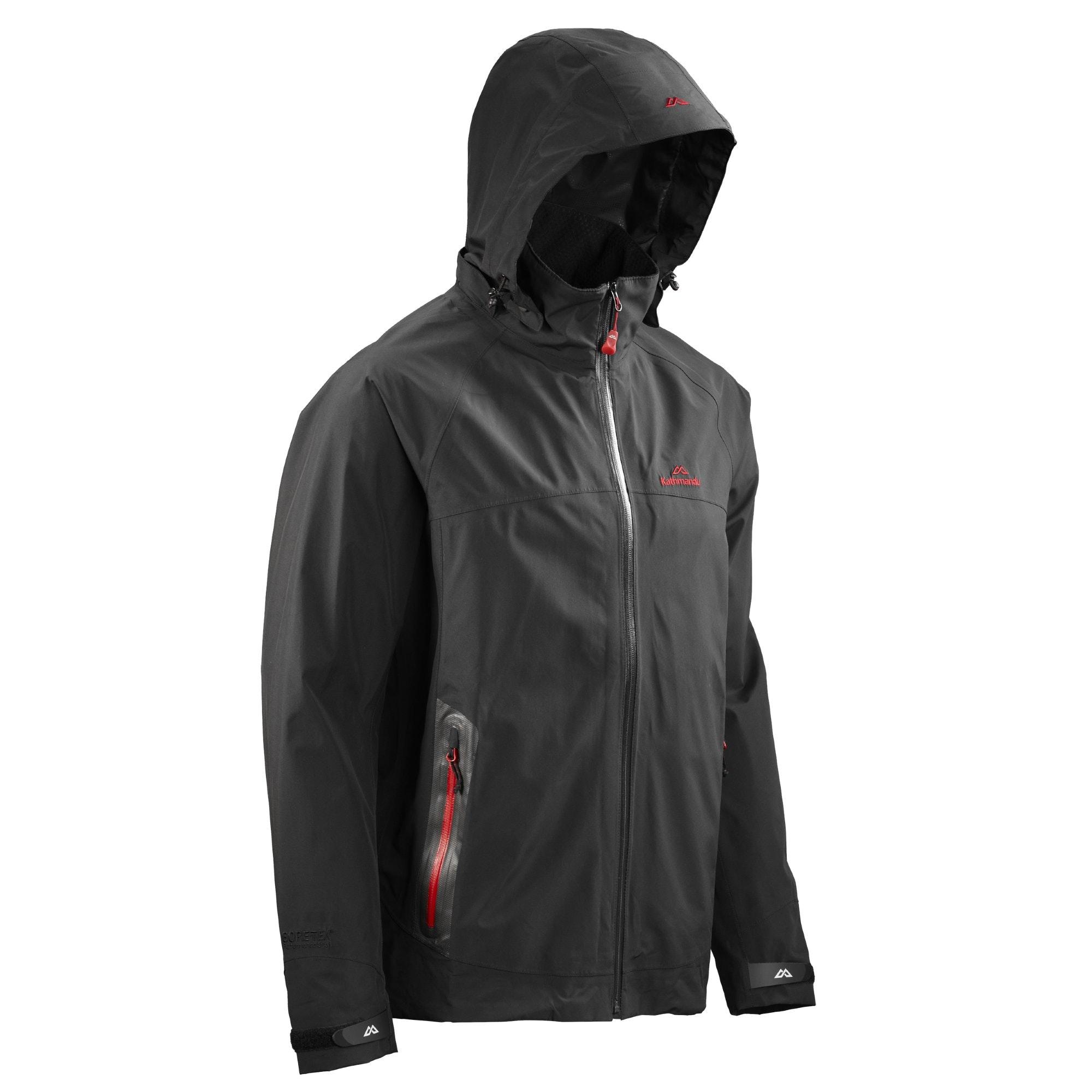 kathmandu blackburn mens gore tex waterproof windproof hooded jacket new ebay. Black Bedroom Furniture Sets. Home Design Ideas