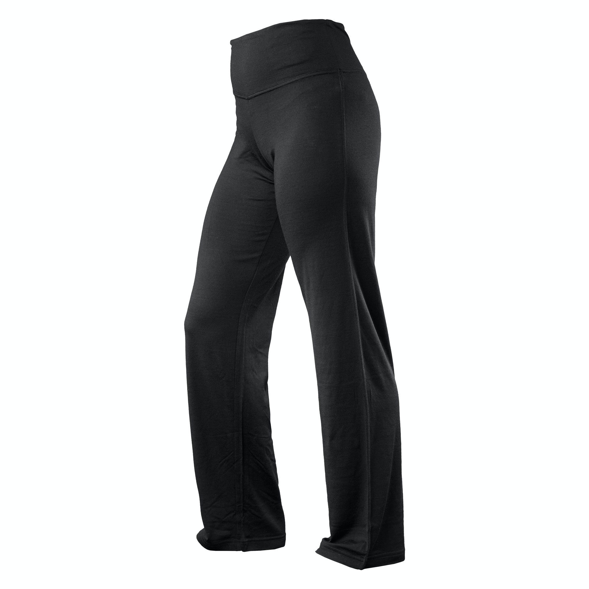 Women's Wool Pants HF Elegant ladies will love the 7/8th cut of these stretch grain de poudre wool pants, to be dressed up with pumps or down with sneakers.