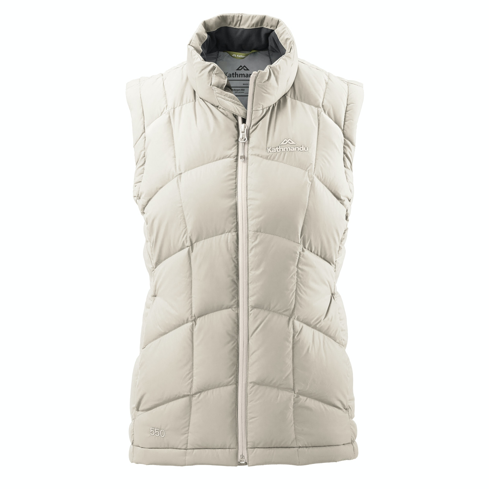 Duck Down Vest v4 Women - Lipstick