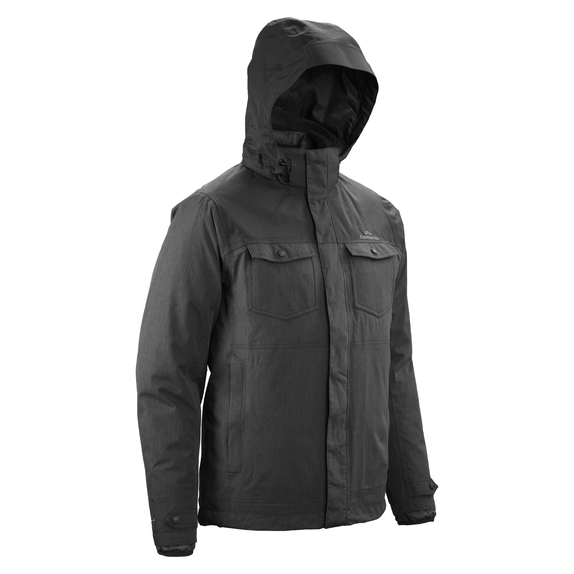 Kathmandu-Talas-Mens-Waterproof-Windproof-3-in-1-Winter-Down-Coat-Hooded-Jacket