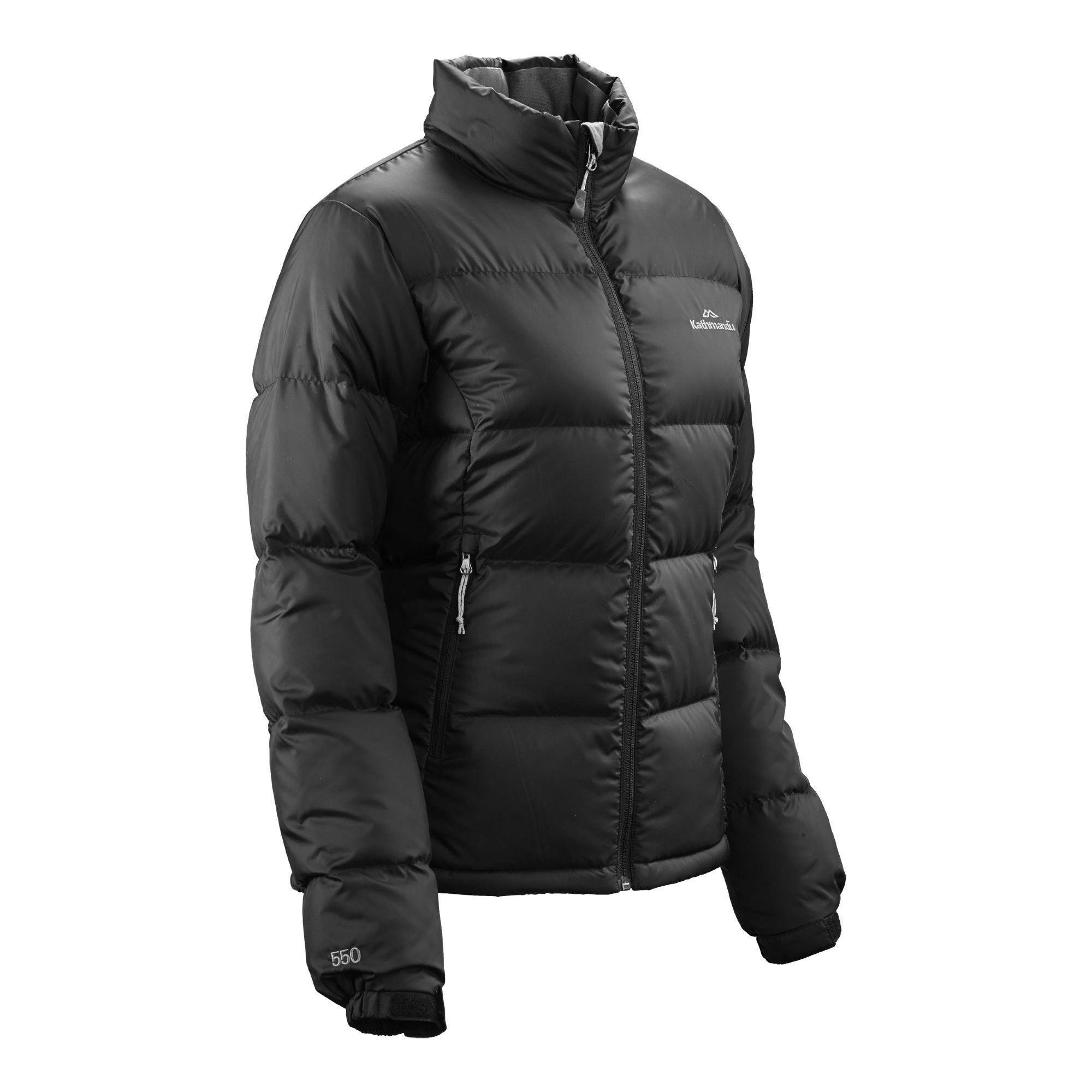 Epiq Women's Duck Down Jacket - Black