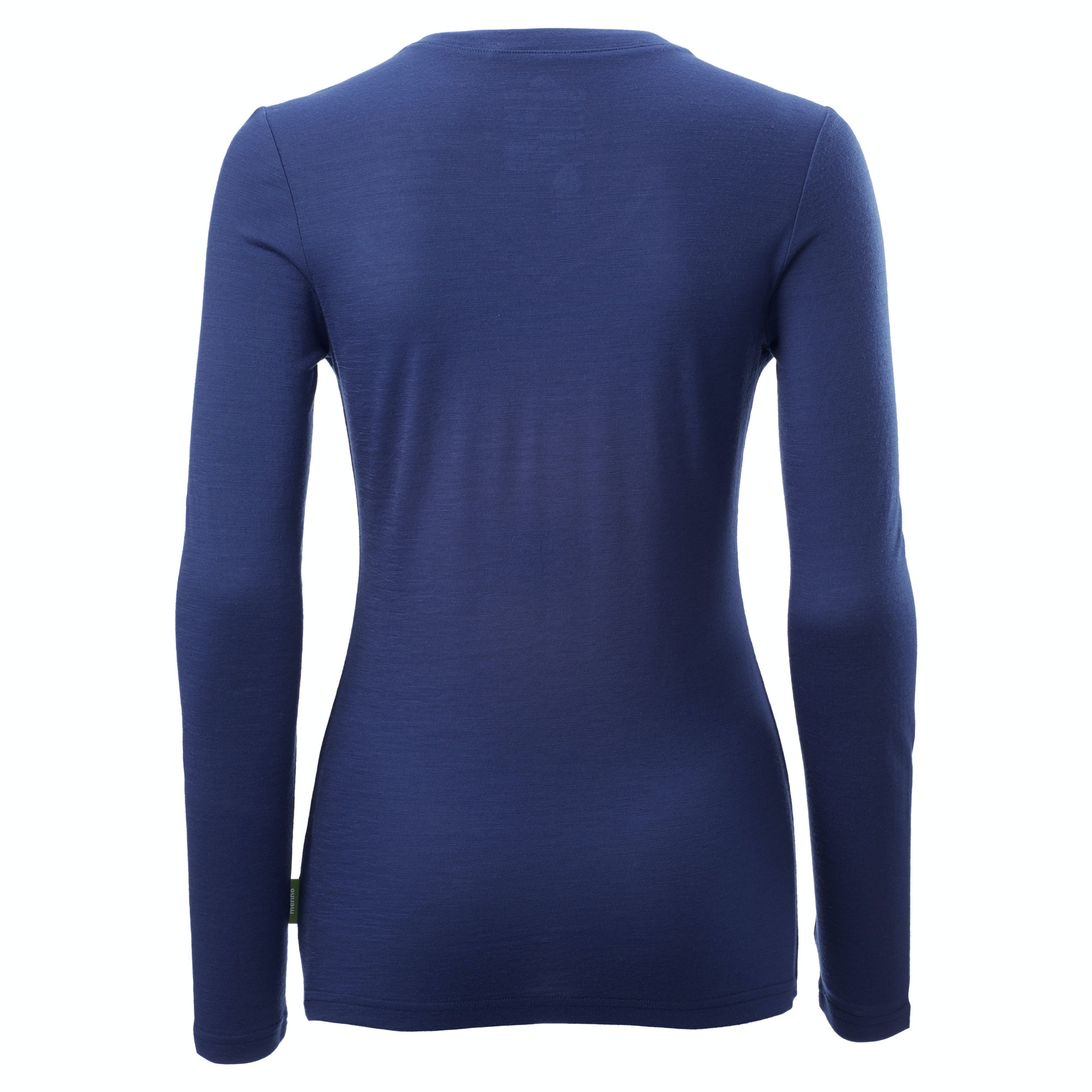 Divide merino wool v neck top women plum for Merino wool shirt womens