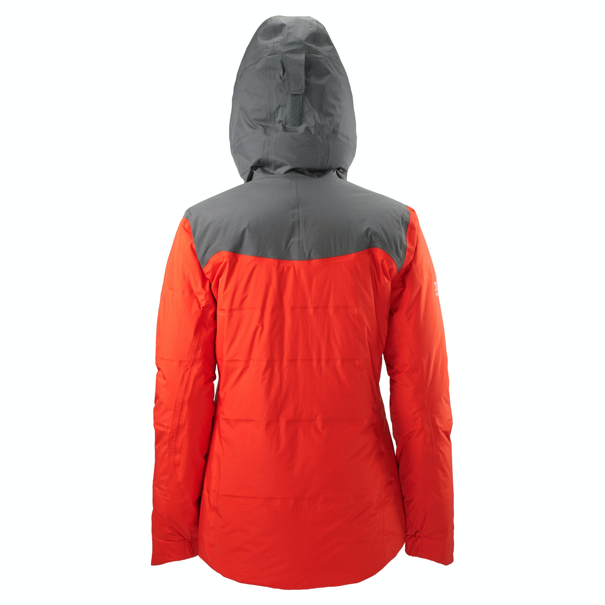 driFILL XT Women's Goose Down Waterproof Hooded Jacket - Boysenberry