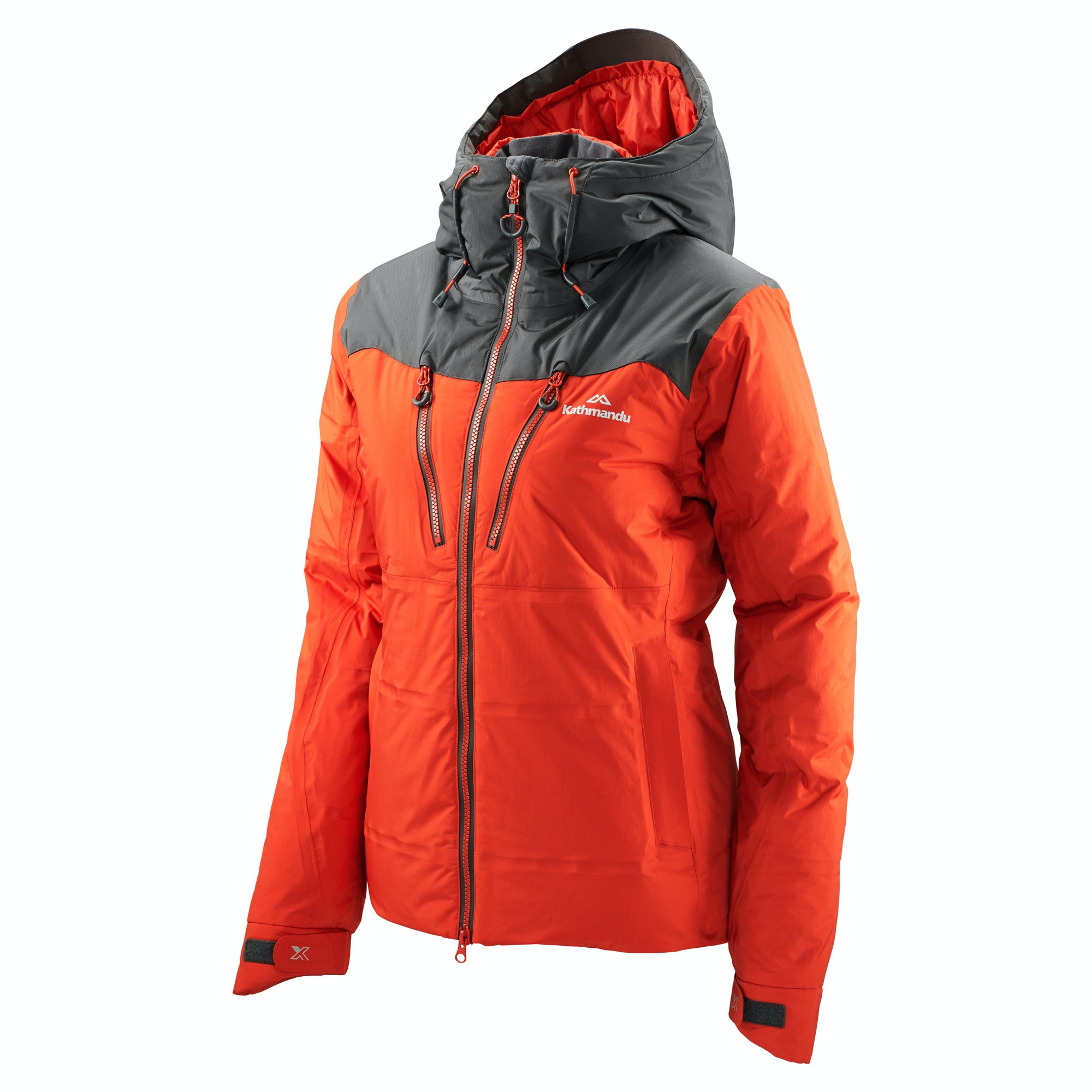 Waterproof down jacket women