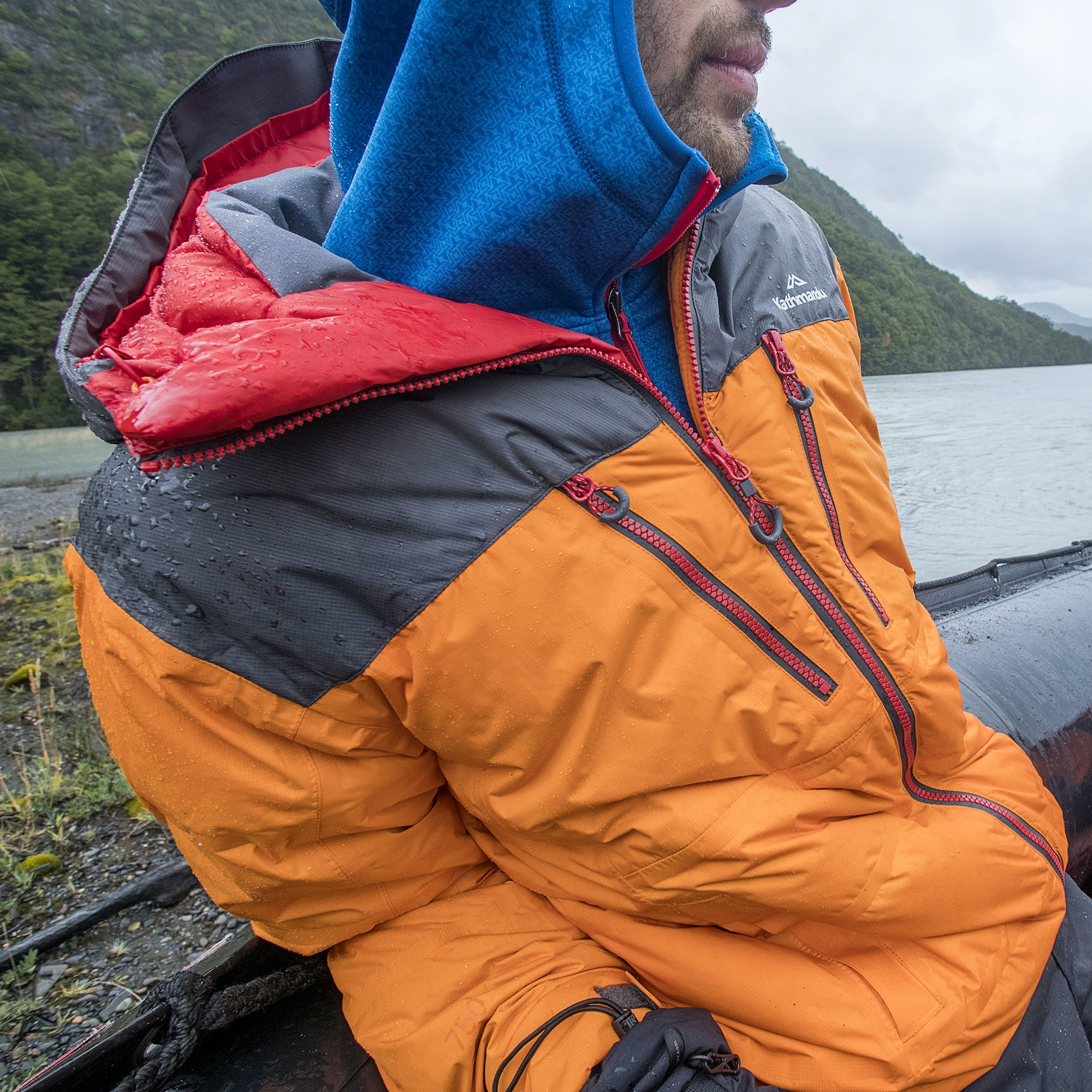 XT driFILL Men's NGX® Goose Down Waterproof Jacket