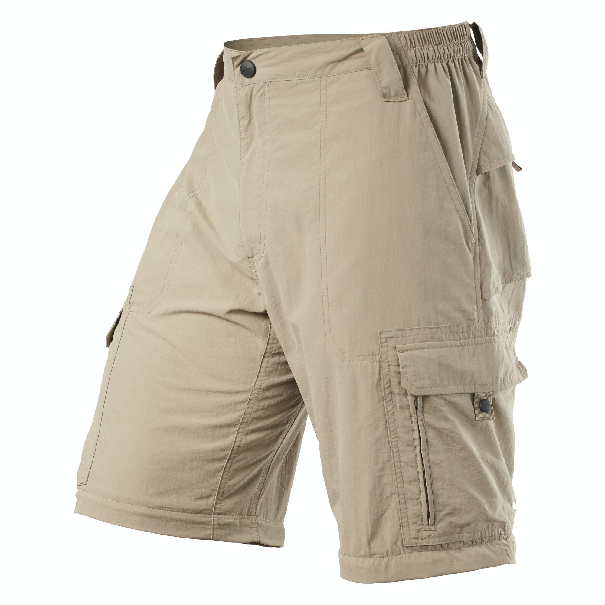 NEW-Kathmandu-Barga-Men-039-s-Travel-Zip-Off-Convertible-Cargo-Trousers-Shorts