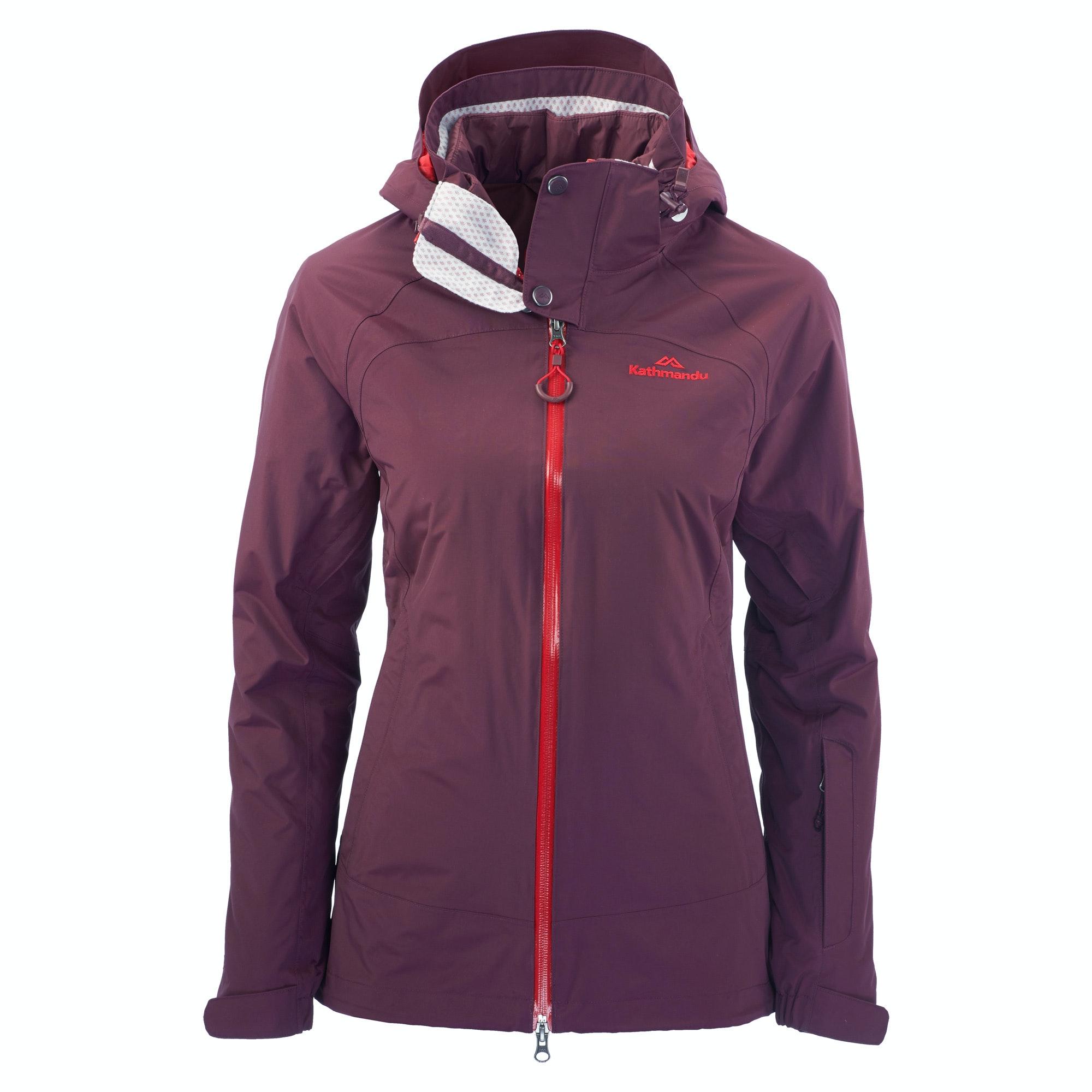 3 in 1 ski jacket womens