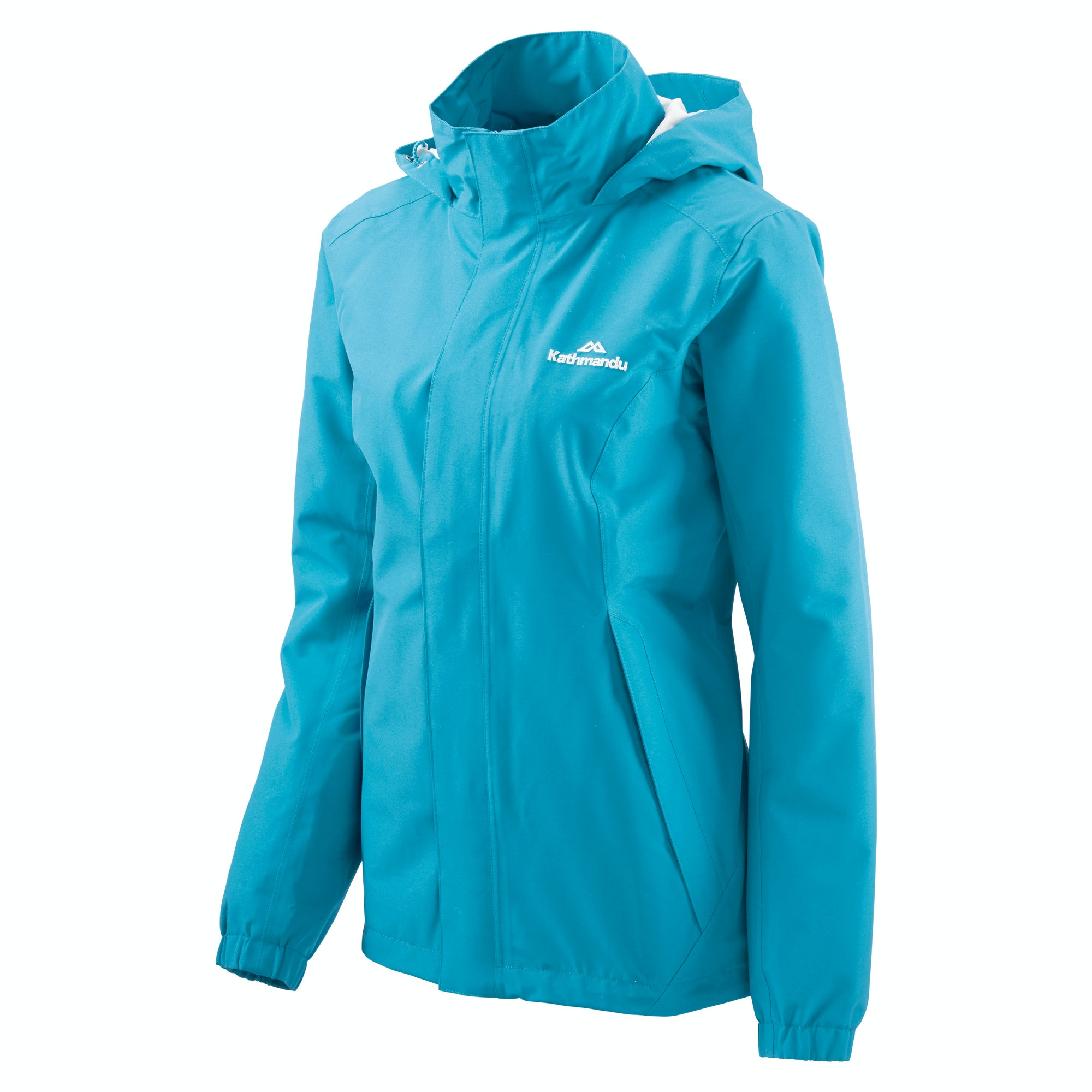 Andulo Women's 2 Layer Waterproof Jacket - Malibu Blue