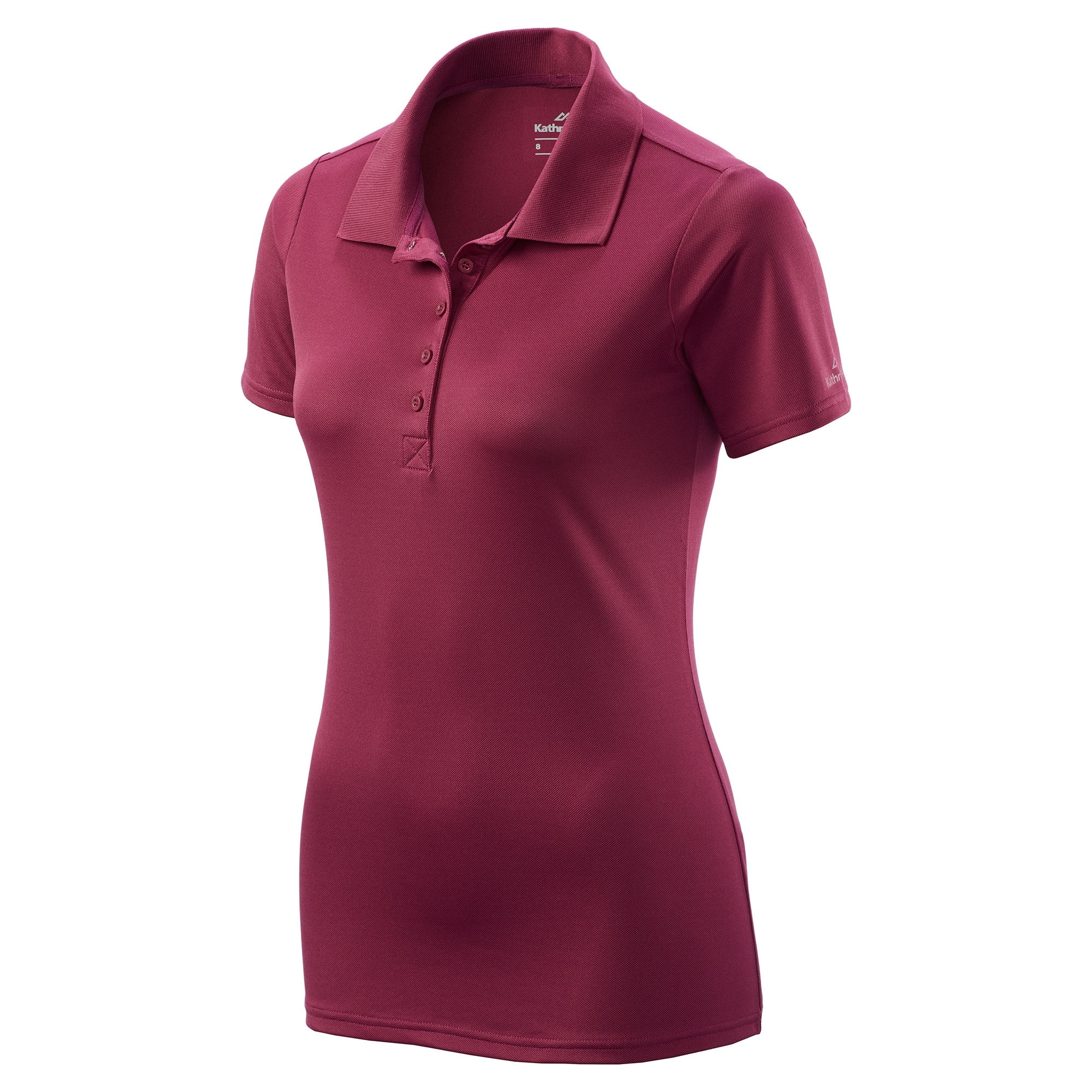 Womens Polyester Polo Shirts