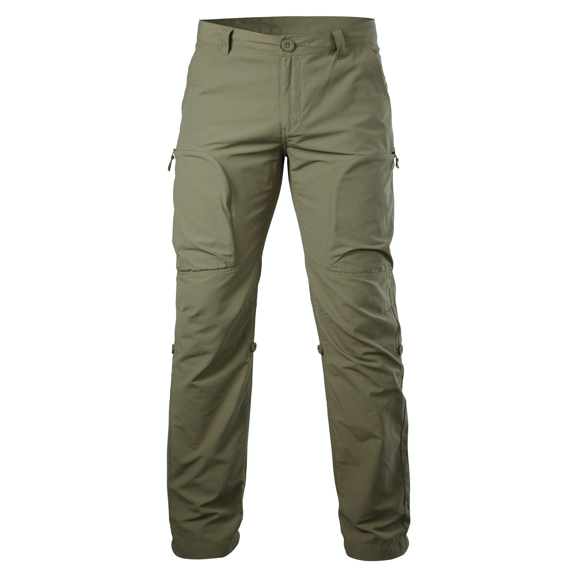 kathmandu cardeto mens cotton blend roll up travel pants trousers v2 green ebay