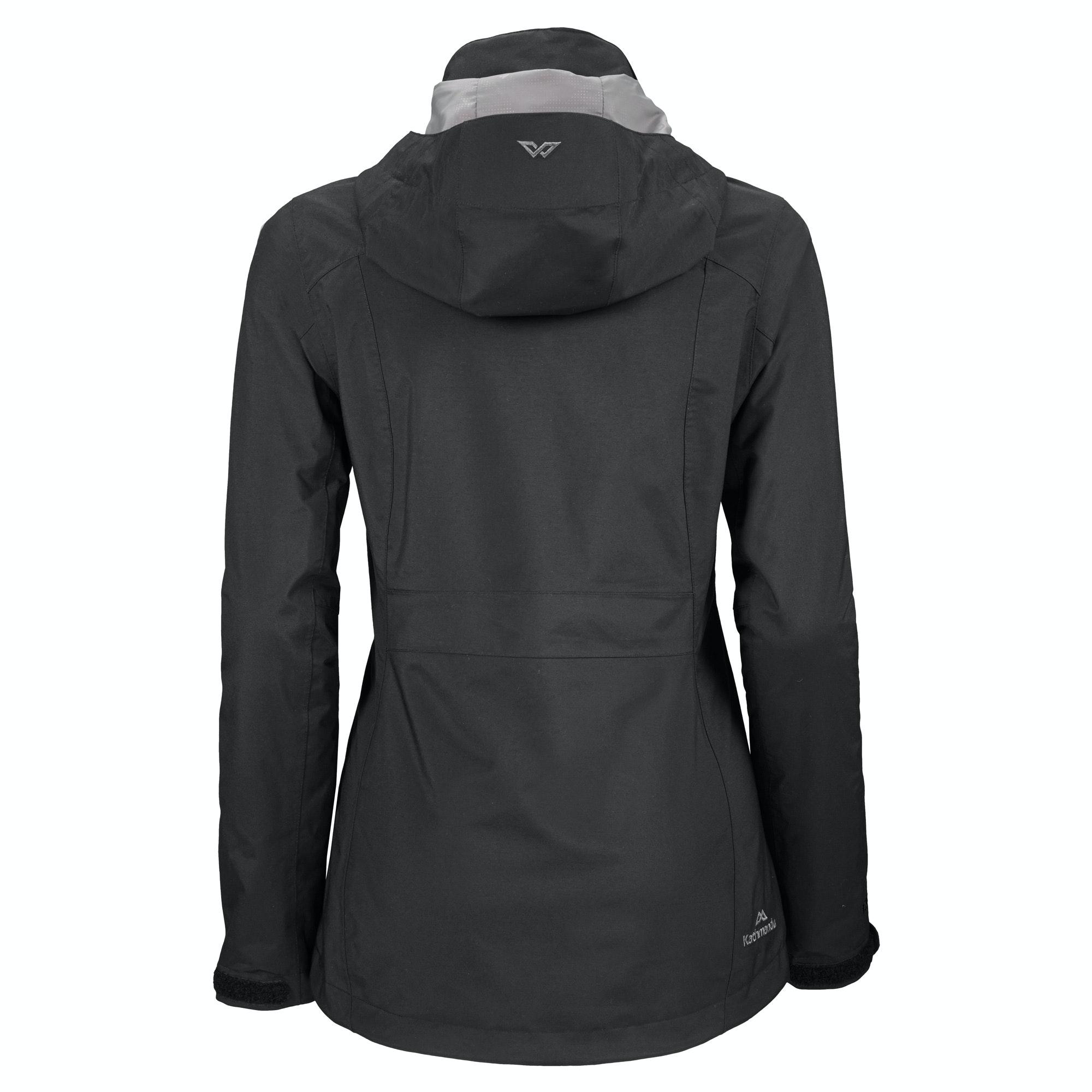 Isograd Women's Waterproof 3 in 1 Jacket v2 - French Blue