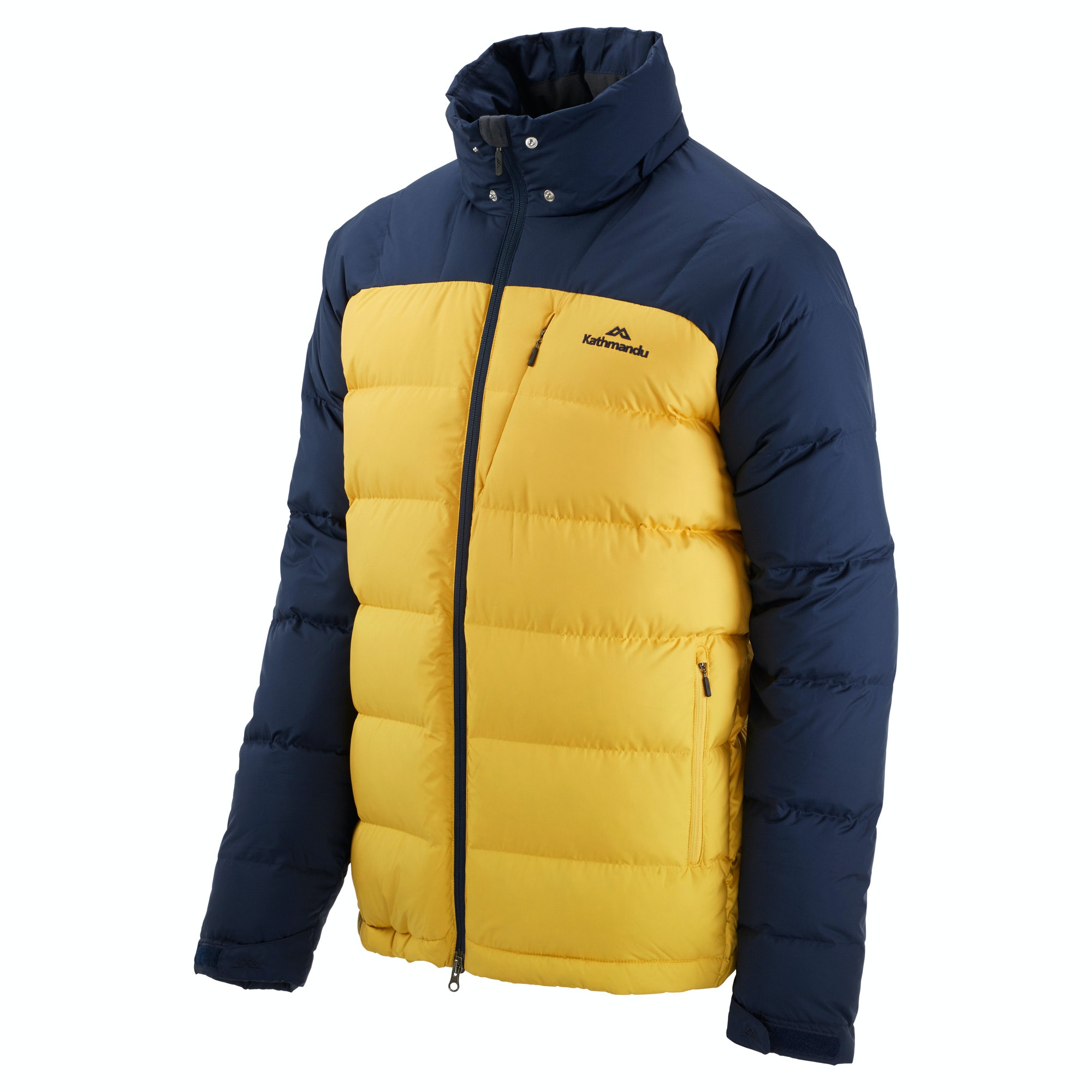 Duck down hooded jacket kathmandu