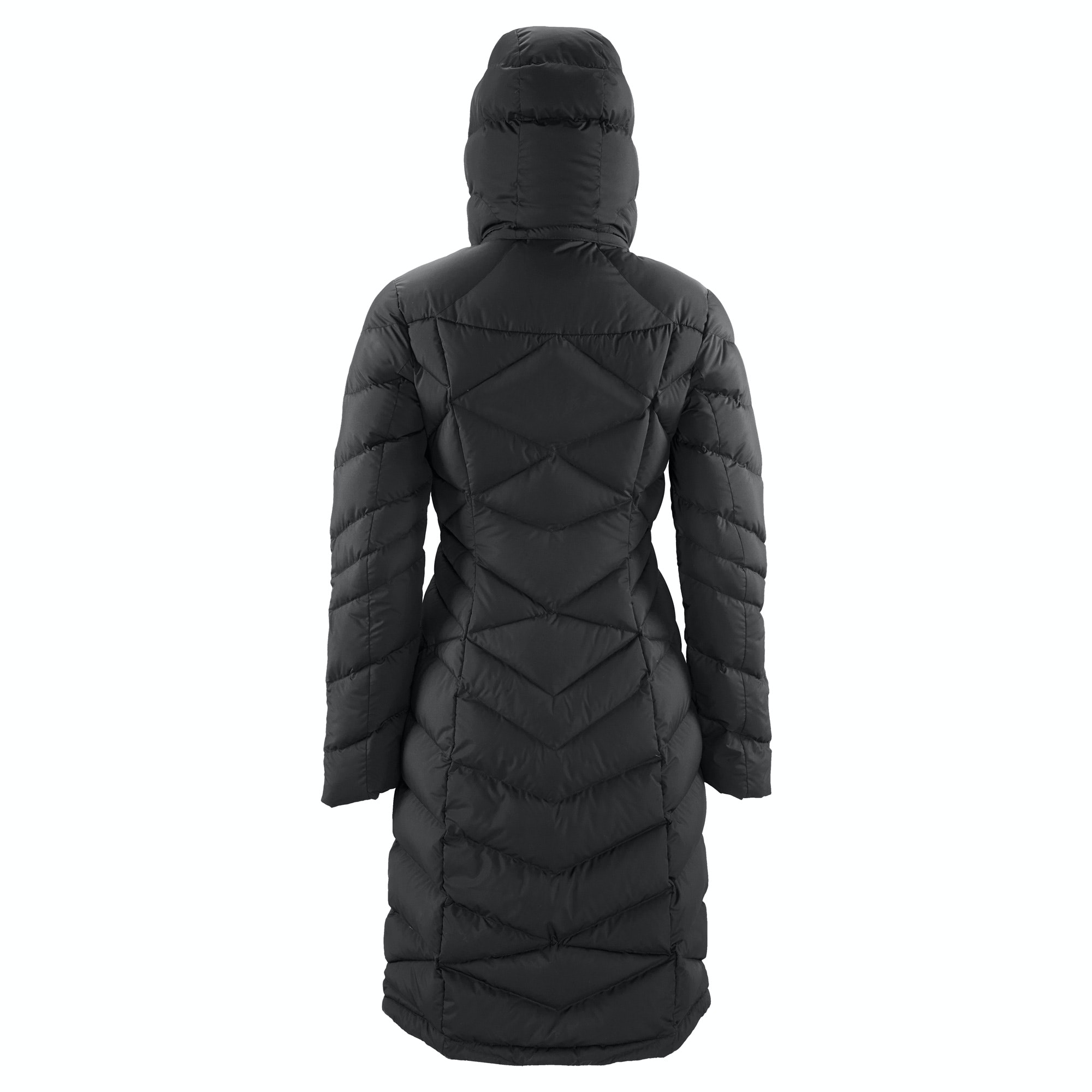 parka coat jackets quilted luxe faux quilt s collar fur women coats oversized with grey