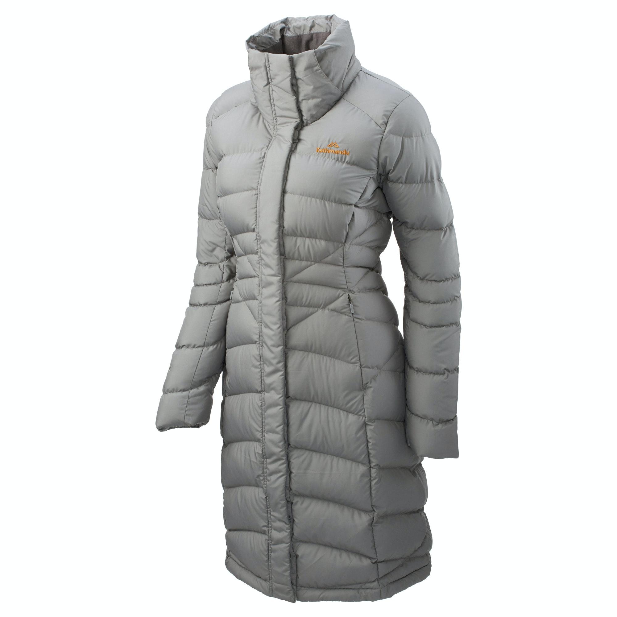 Warmest down coat for women