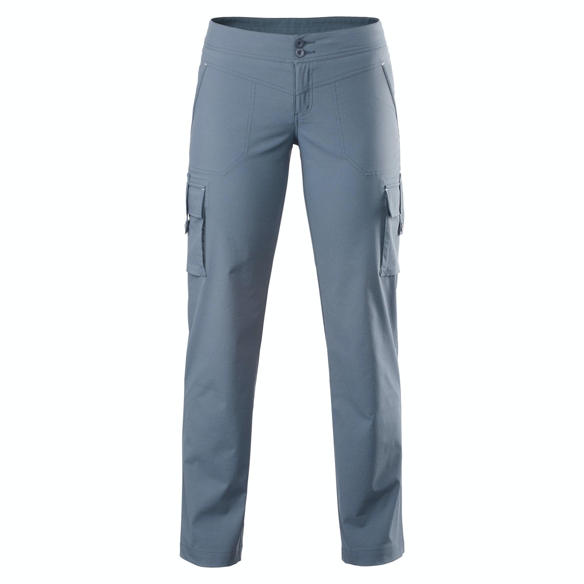 Kathmandu Miro Womens Quick Drying Trousers Camping Hiking Travel ... 72df519f0