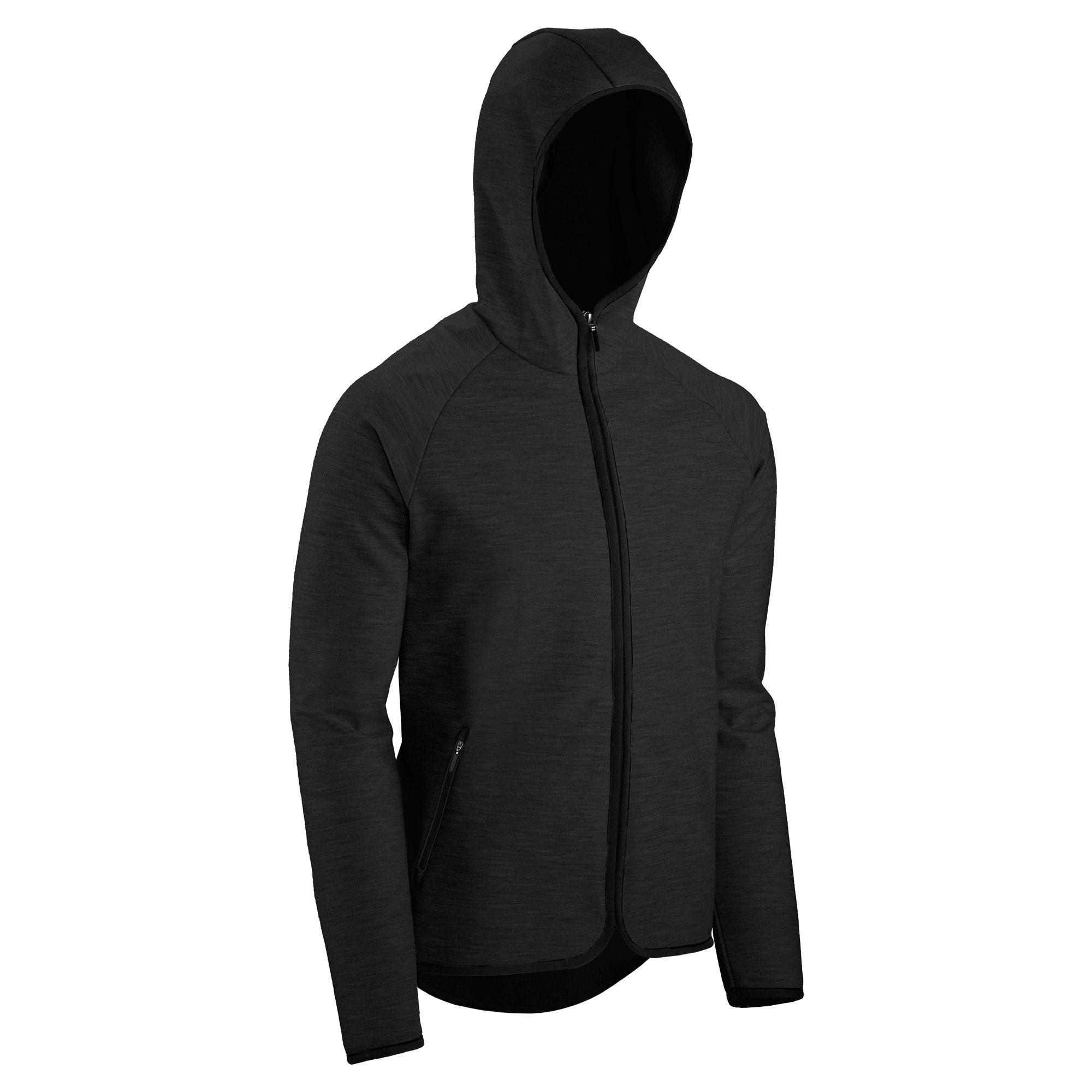 Kathmandu Topao Mens Merinolink Wool Blend Hooded Jacket