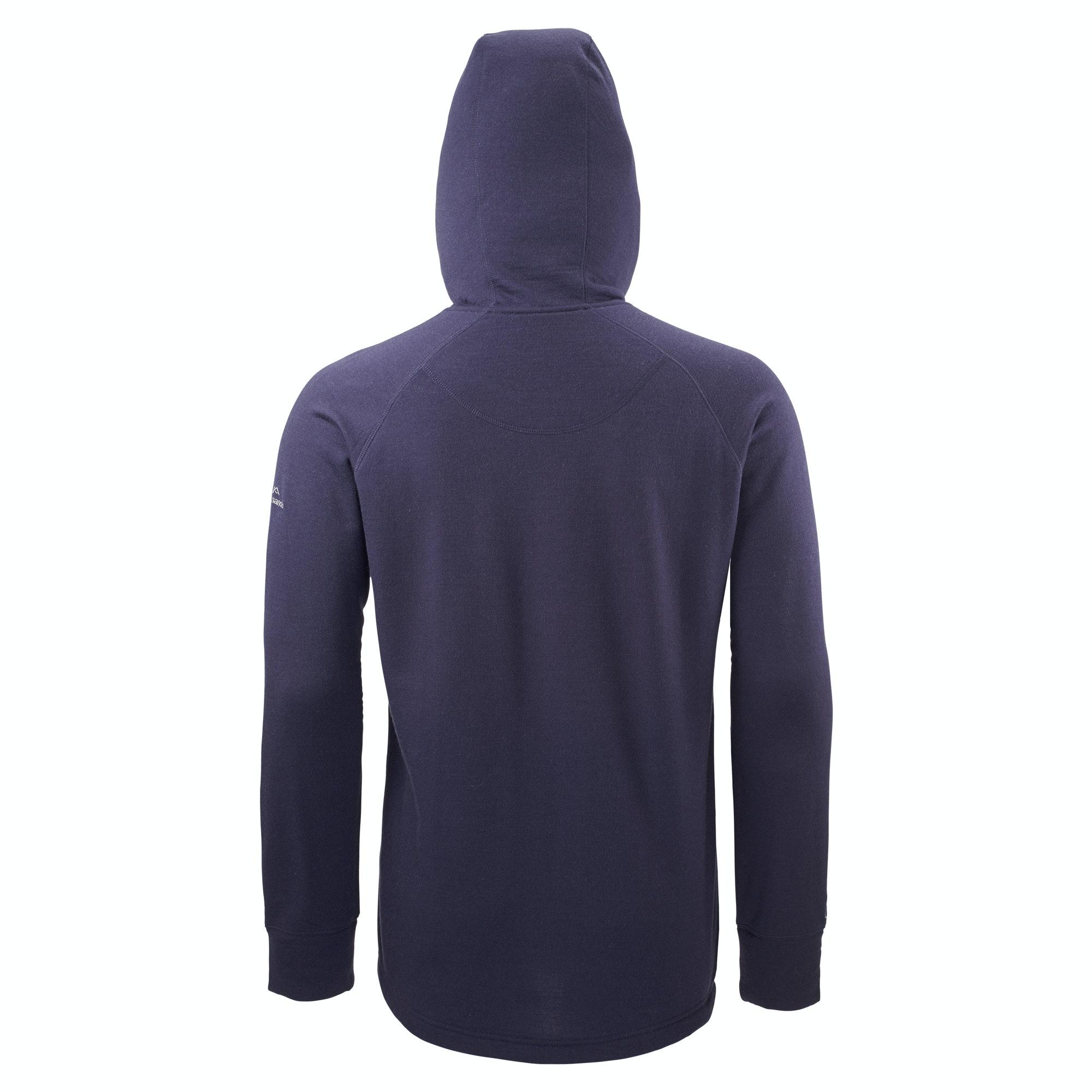 Merino wool hoody