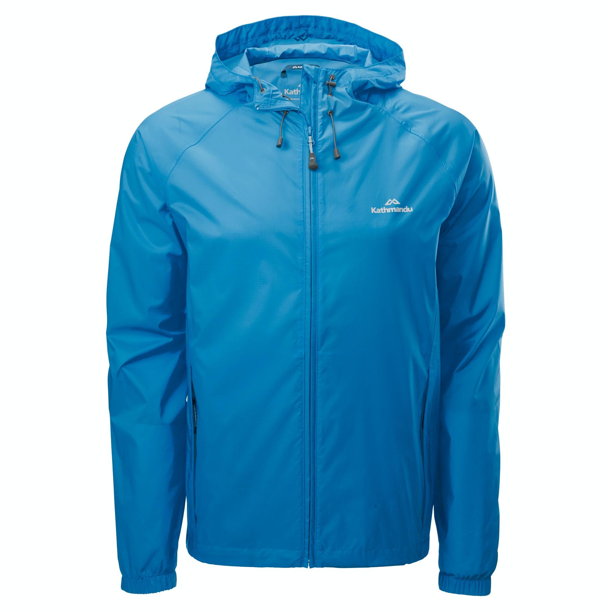 Pocket-it Men's Rain Jacket v3 - Storm Blue