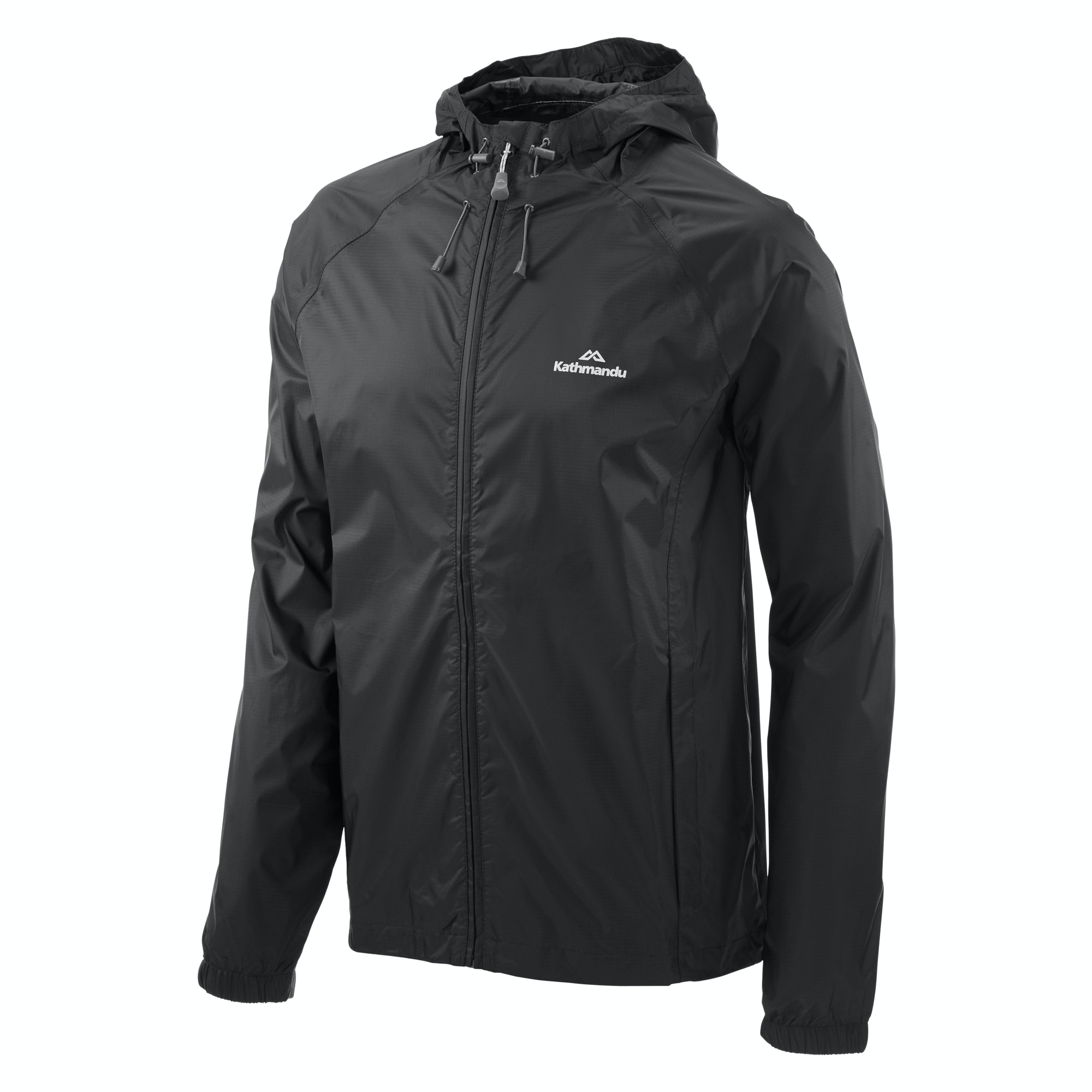 Pocket-it Men's Rain Jacket v3 - Storm Blue