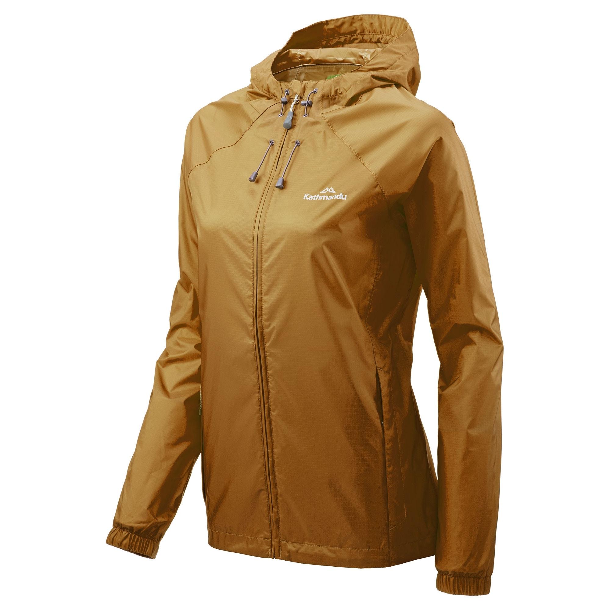 05ff8d2e38c7 Kathmandu Pocket-it Women s Hooded Water Resistant Packaway Light ...