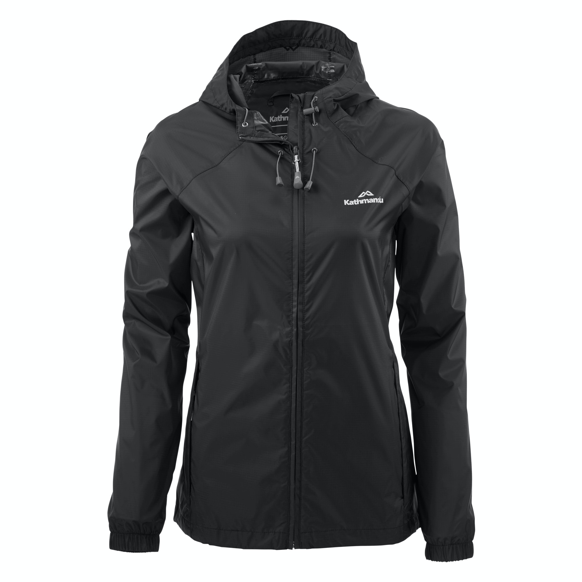 Repel rain while you explore nature's playground with waterproof, breathable rain jackets for women by The North Face in stylish, adventure-ready styles.