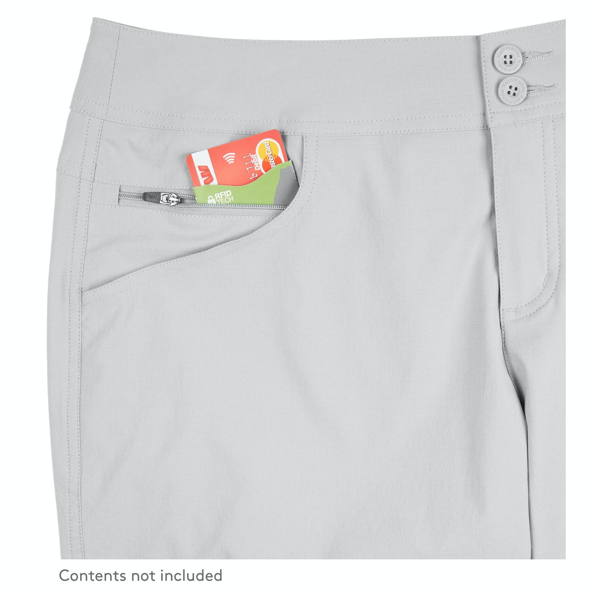 295223e0c49b Kathmandu Maraba Womens Slim Fit Quick Drying Travel Hiking Shorts v2