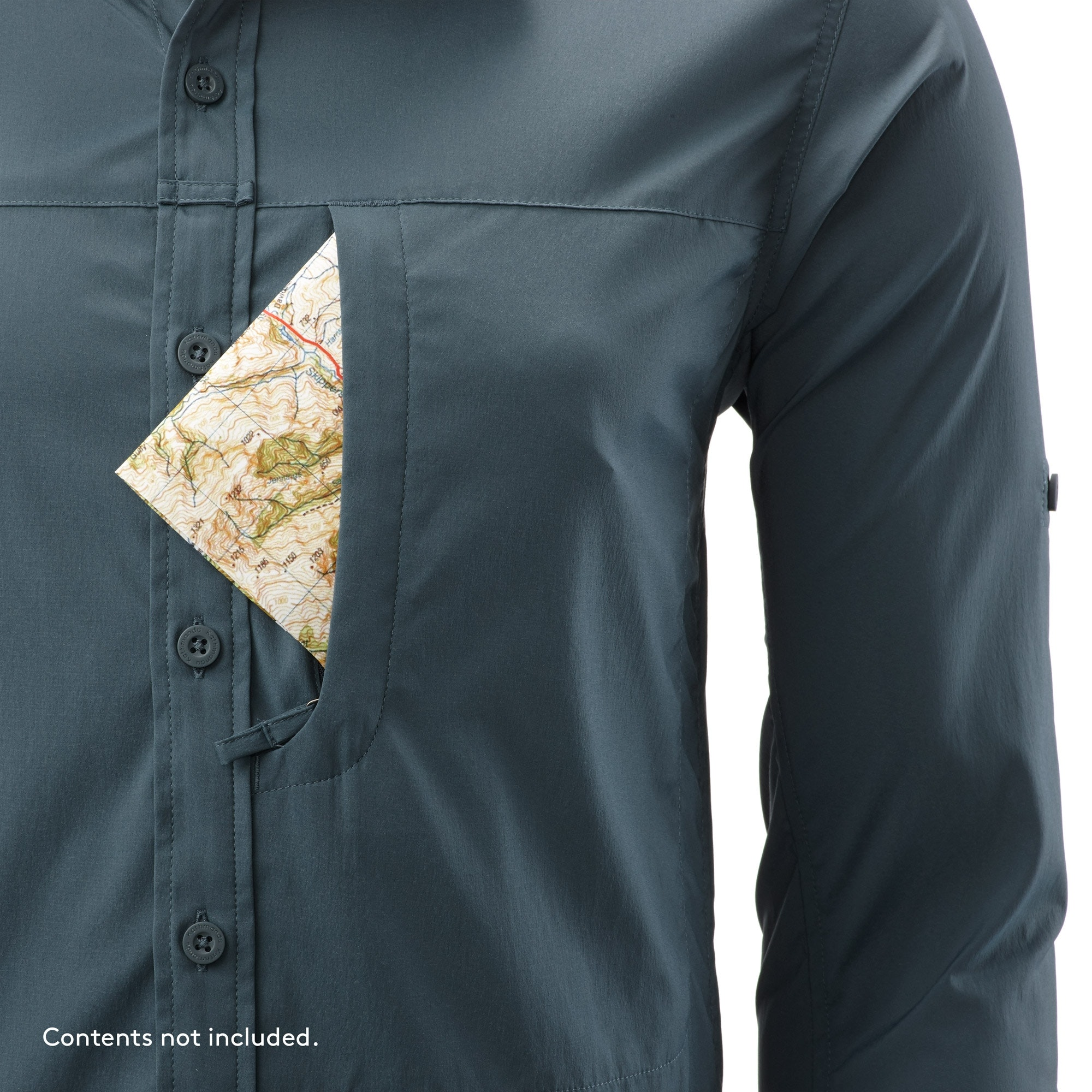 Kathmandu-Ken-Men-039-s-Long-Sleeved-Buttoned-Top-Slim-Fit-Durable-Hiking-Shirt-v2