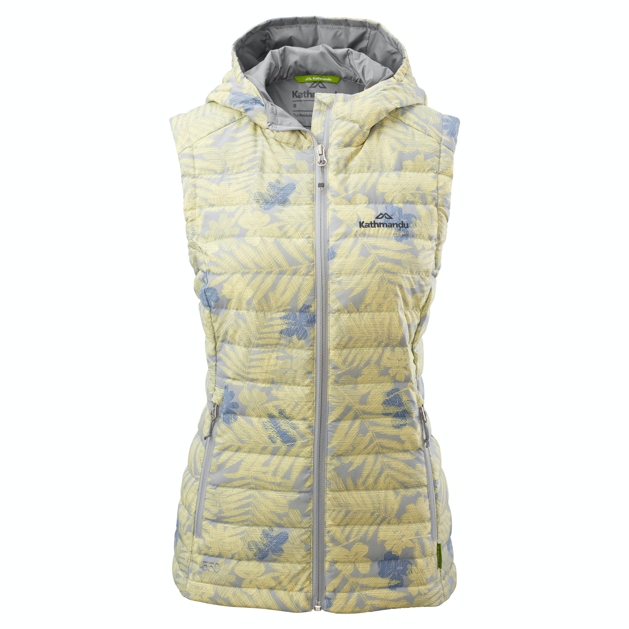 Kathmandu womens heli lightweight down jacket