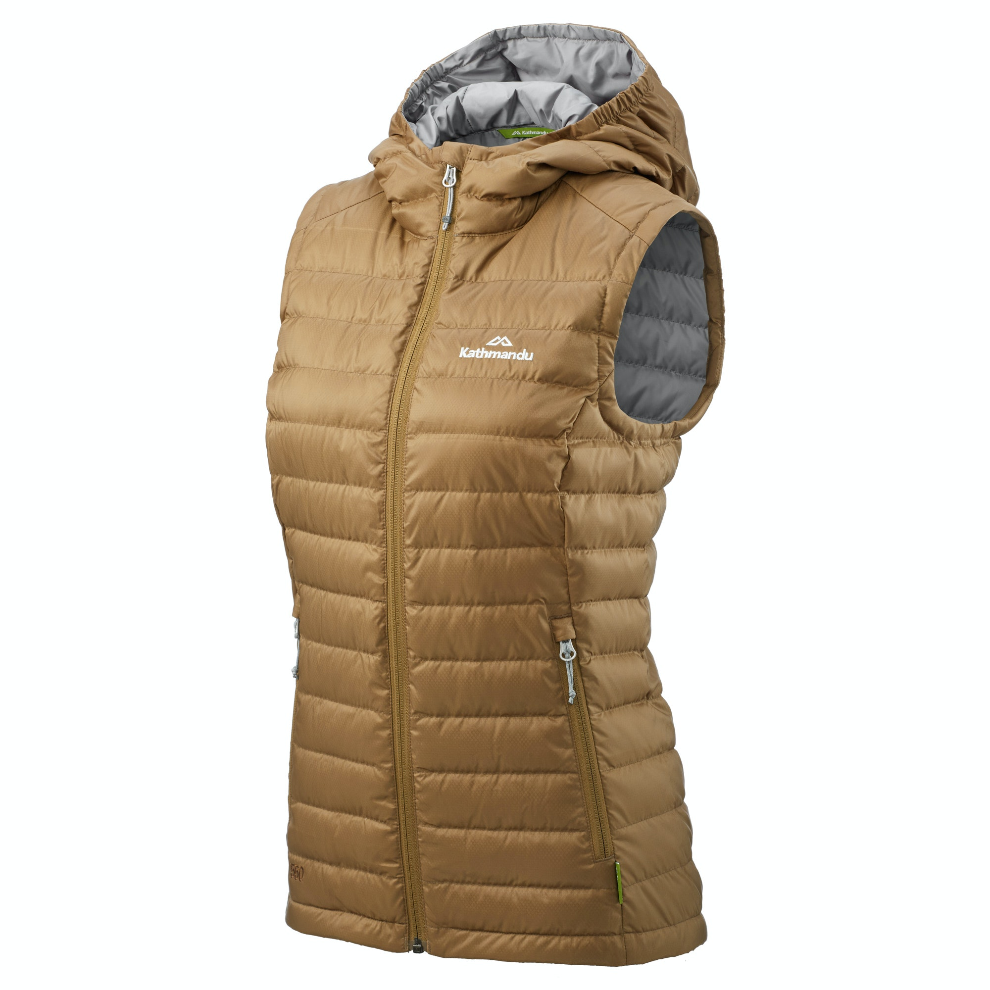Kathmandu Heli Womens Lightweight Duck Down Warm Insulated