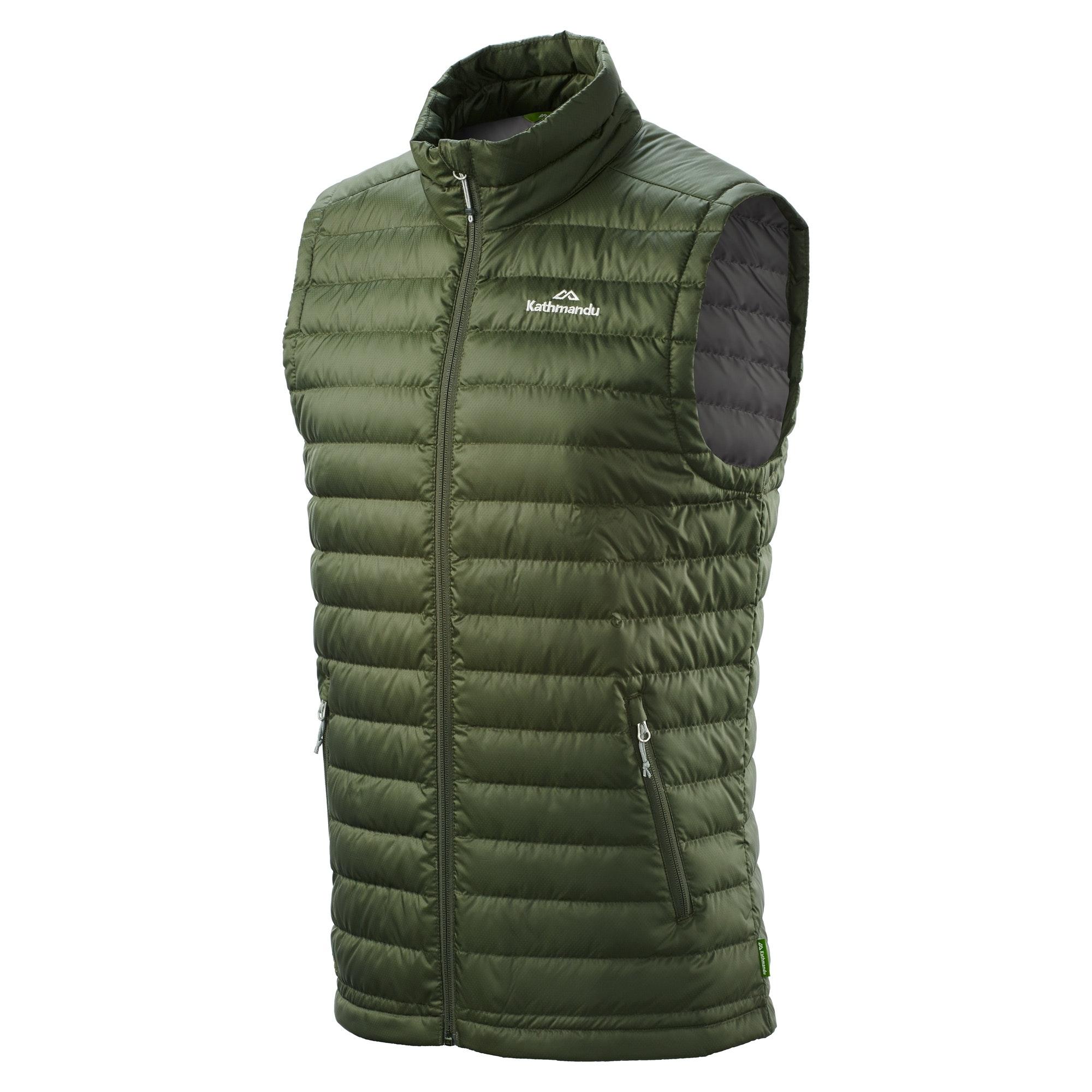 NEW-Kathmandu-Heli-Men-039-s-Lightweight-Duck-Down-Warm-Insultated-Puffer-Vest-v2