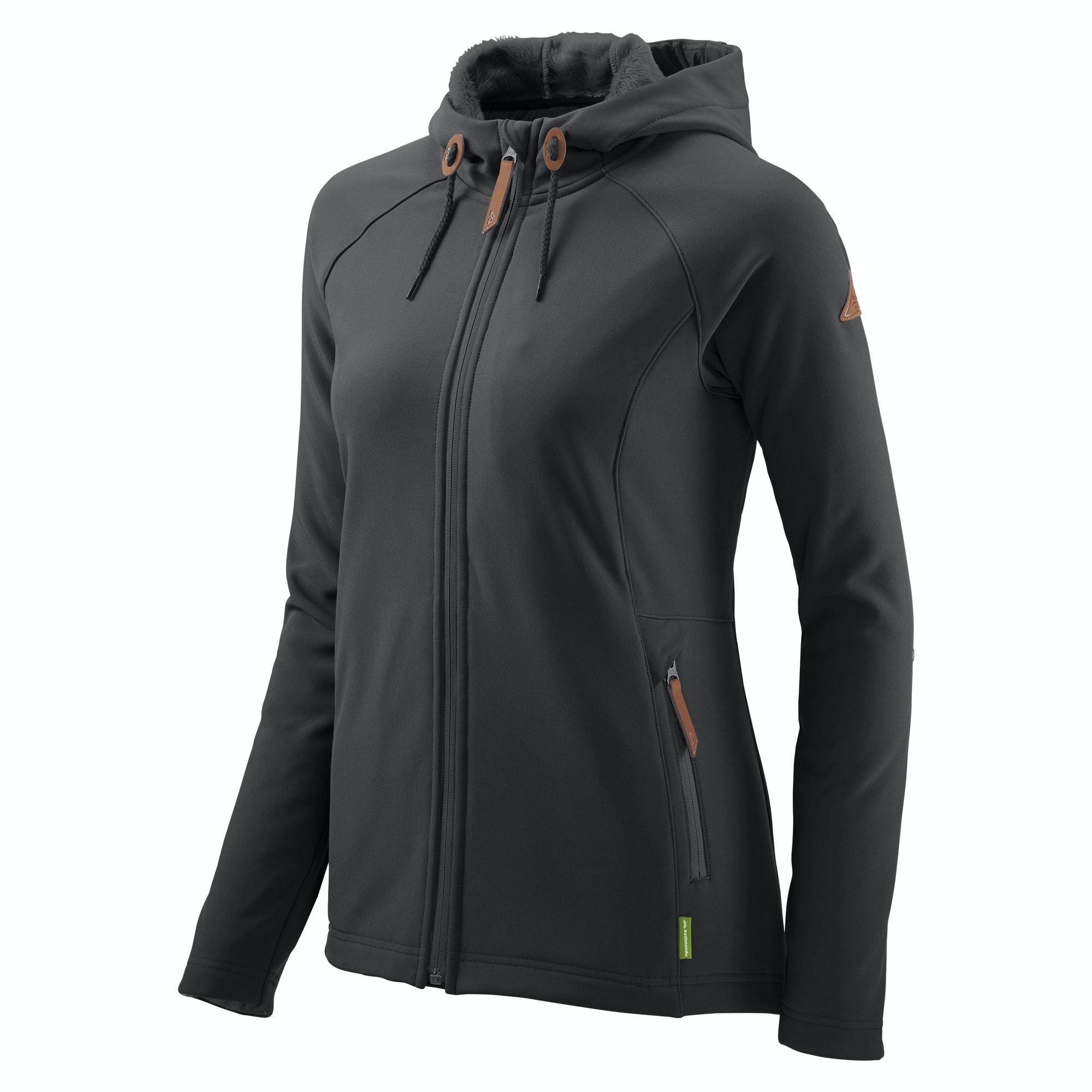 Kathmandu-Malazan-Womens-Hooded-Water-Repellent-Softshell-Fleece-Jacket-Top-v4