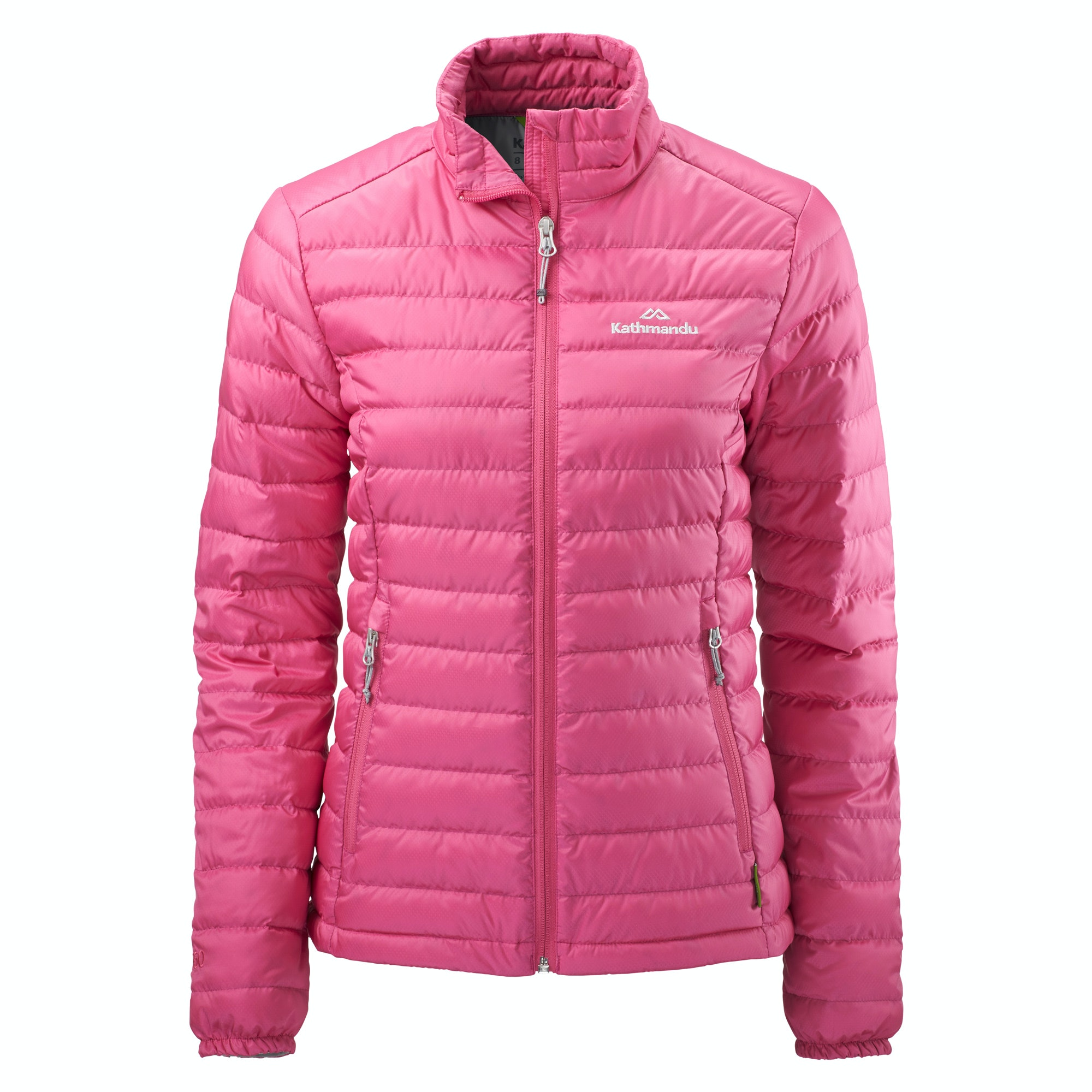 Down puffer jacket women