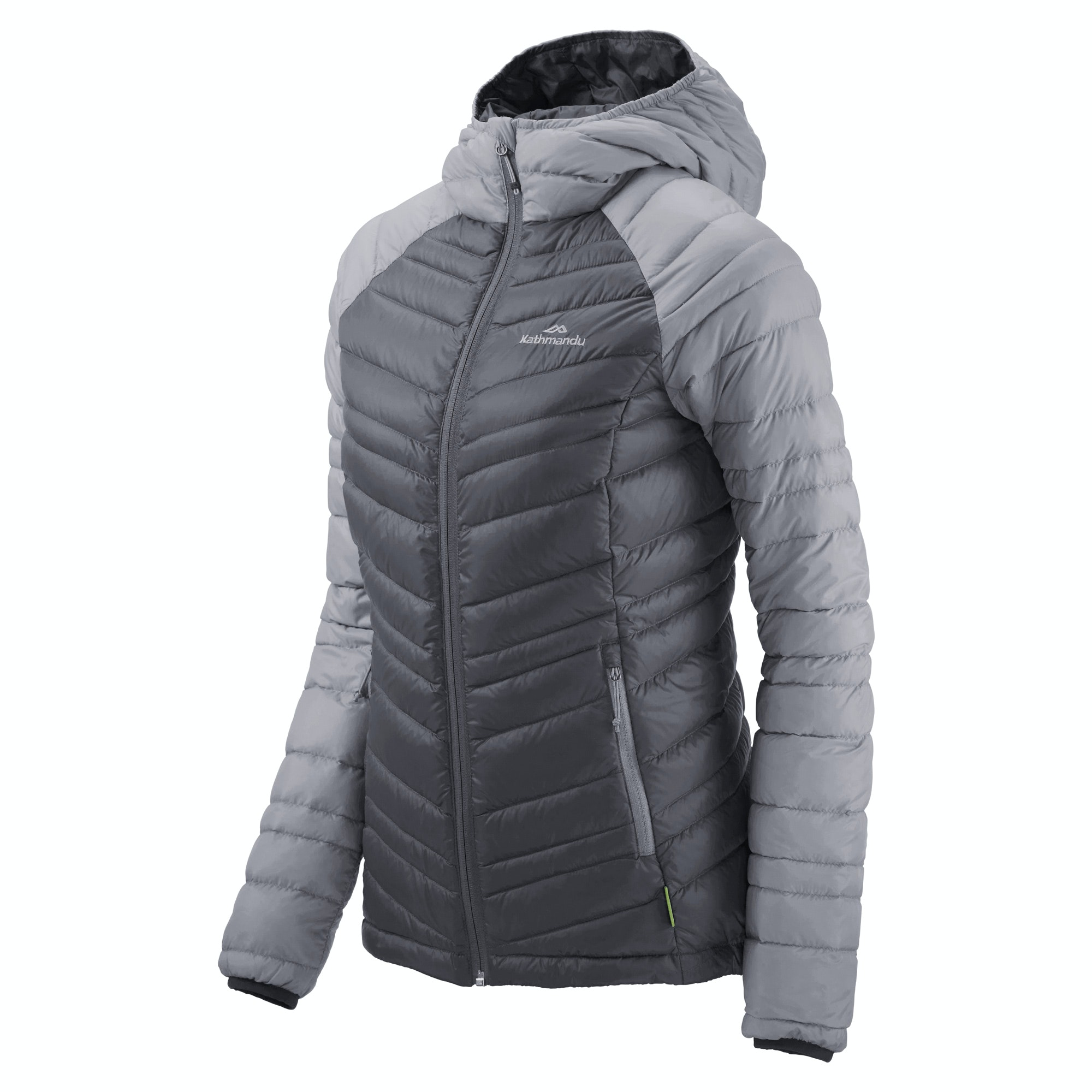 Hooded jacket for women