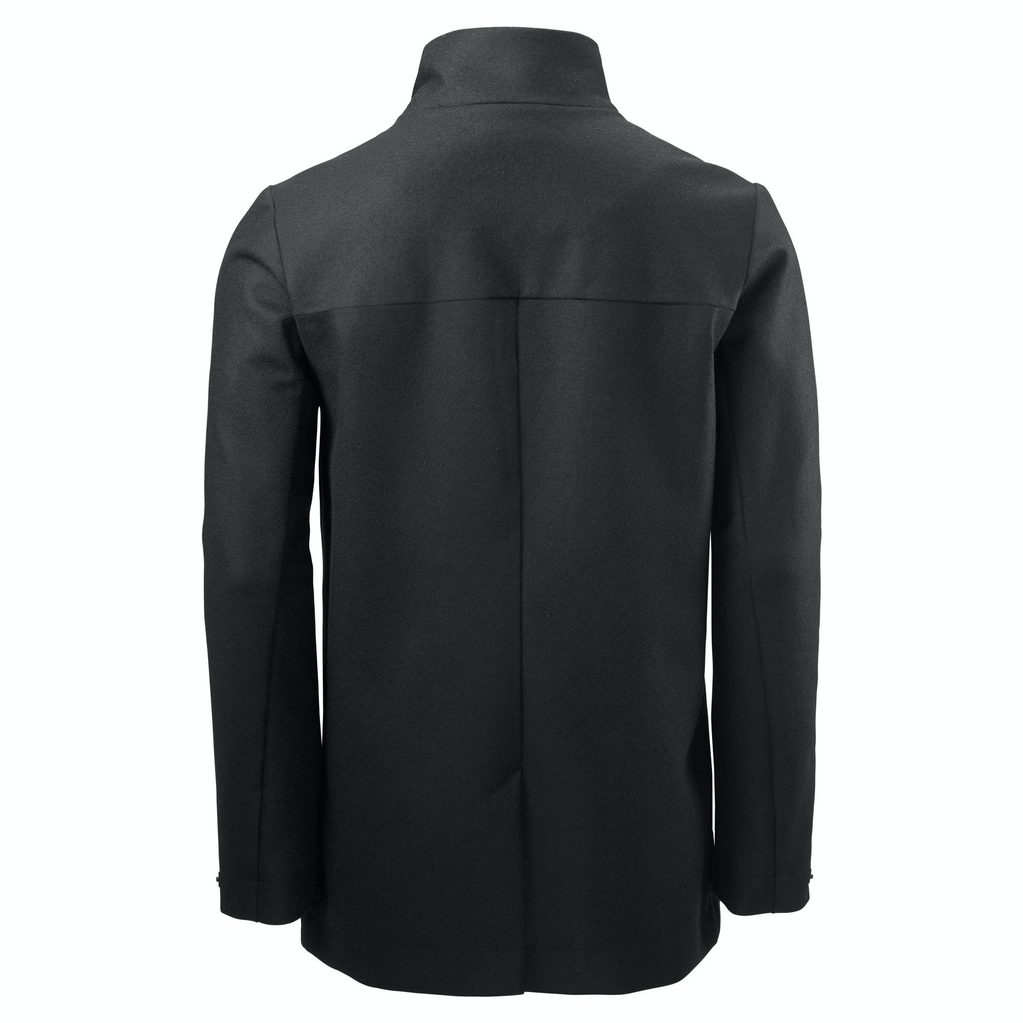 Kathmandu Plateau Mens Merino Wool Coat Long Warm Winter Jacket v2 ...