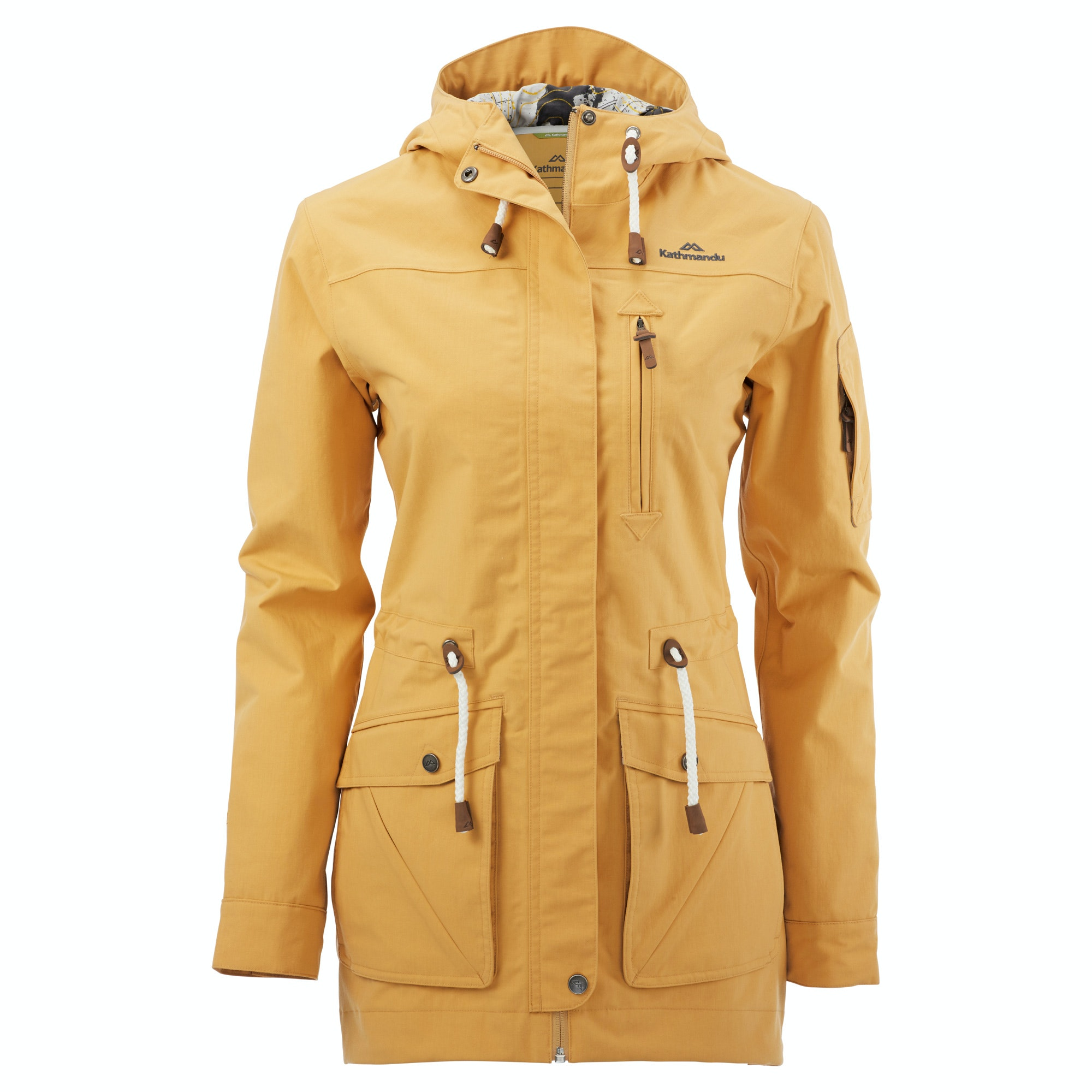 Rain coats for women