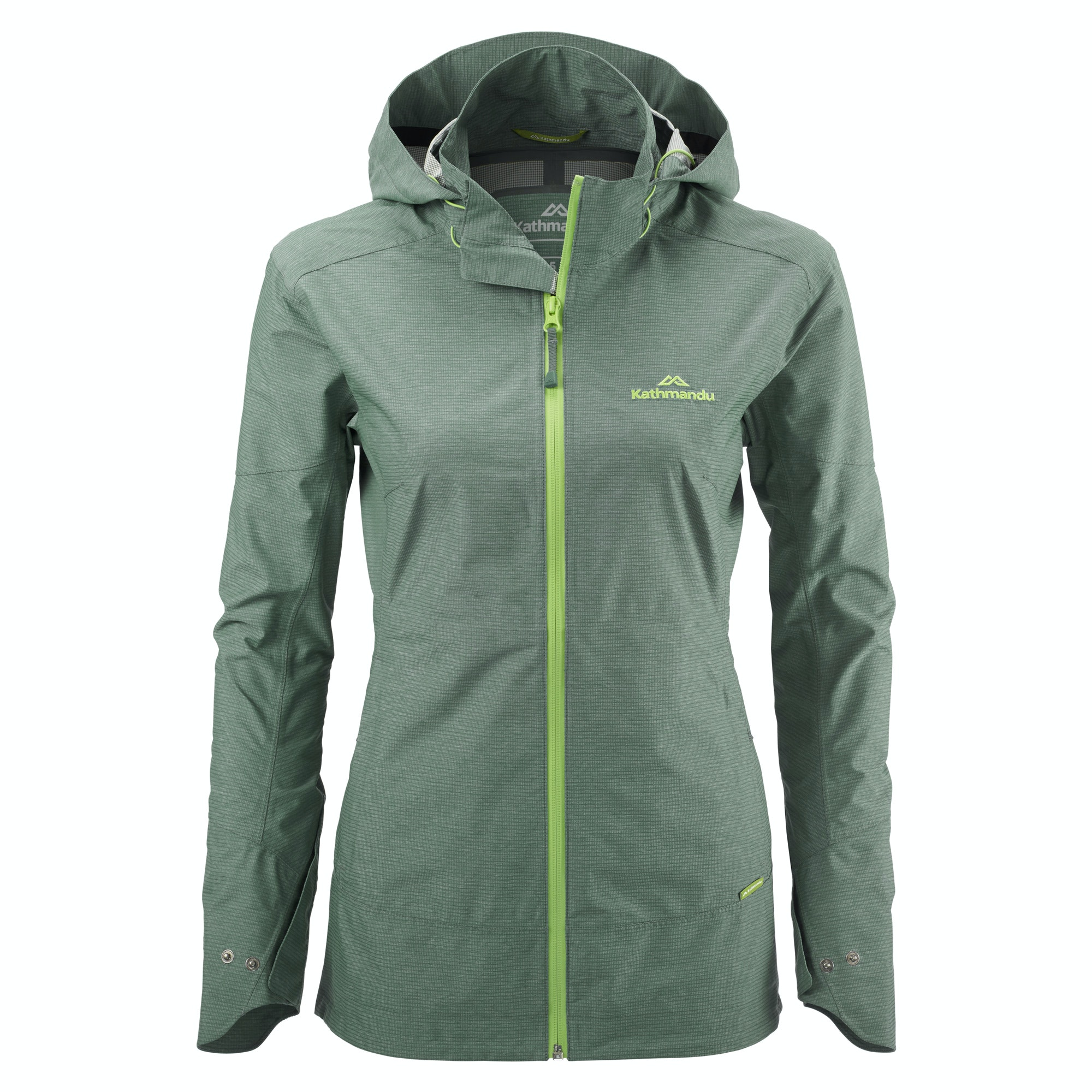Lawrence Womens Rain Jacket v2