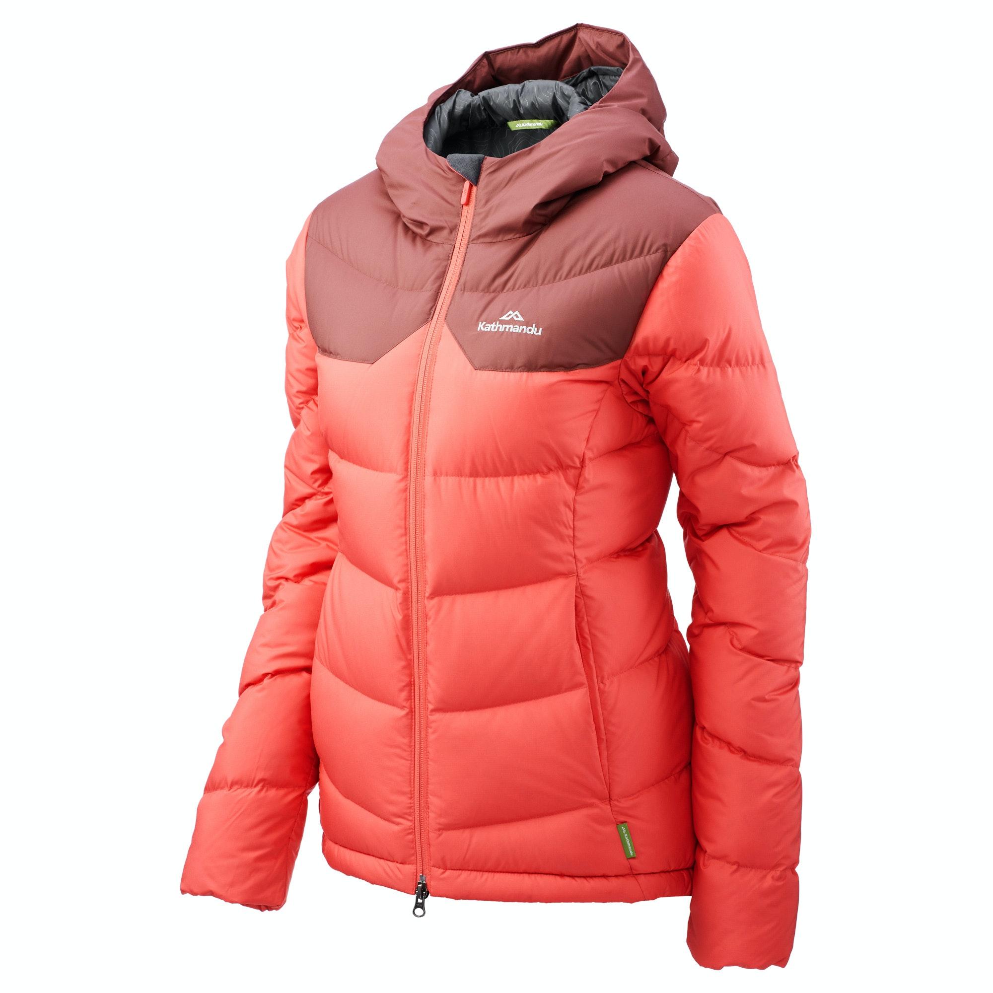 Epiq Womens Hooded Down Jacket