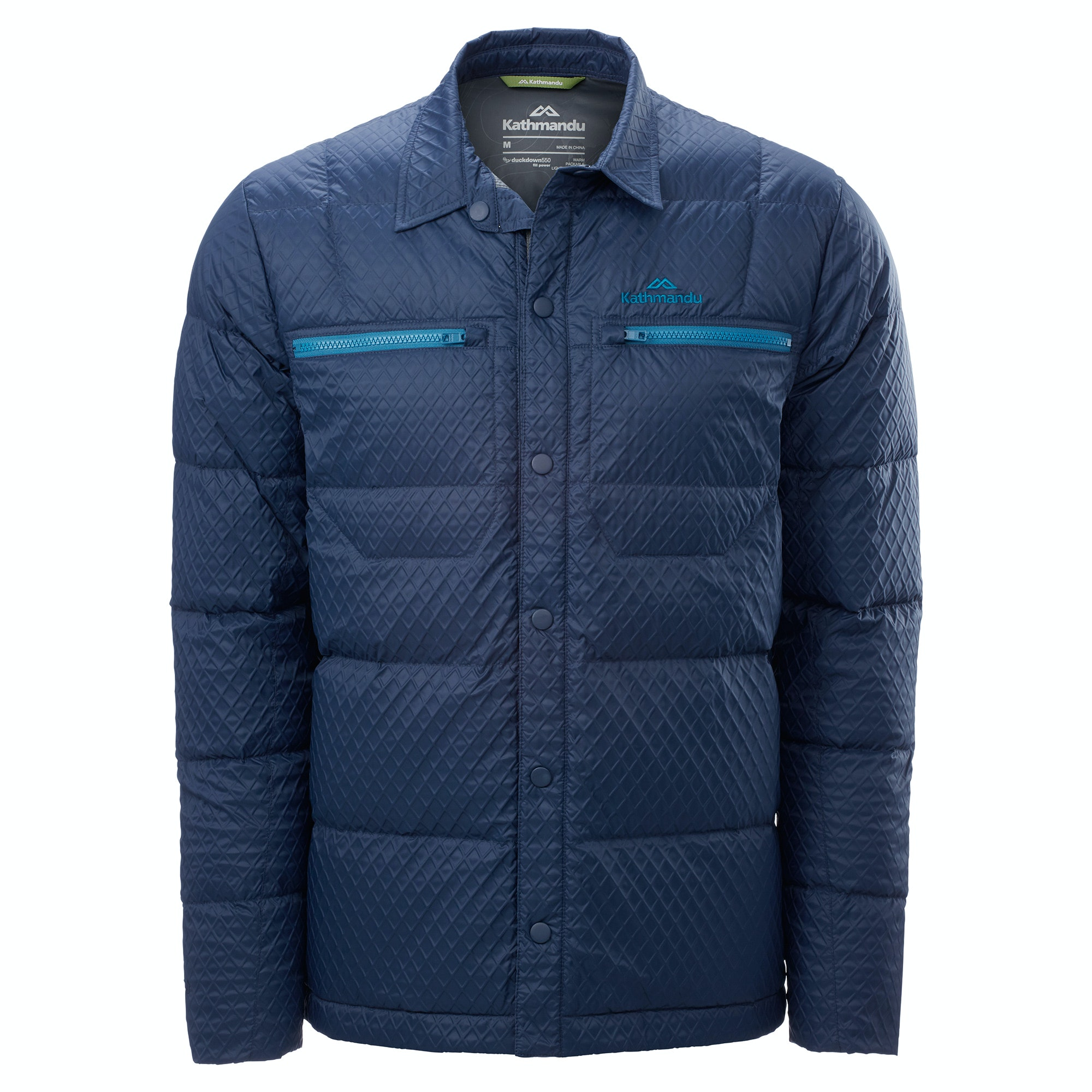 View more of the Federate Men's Down Shacket