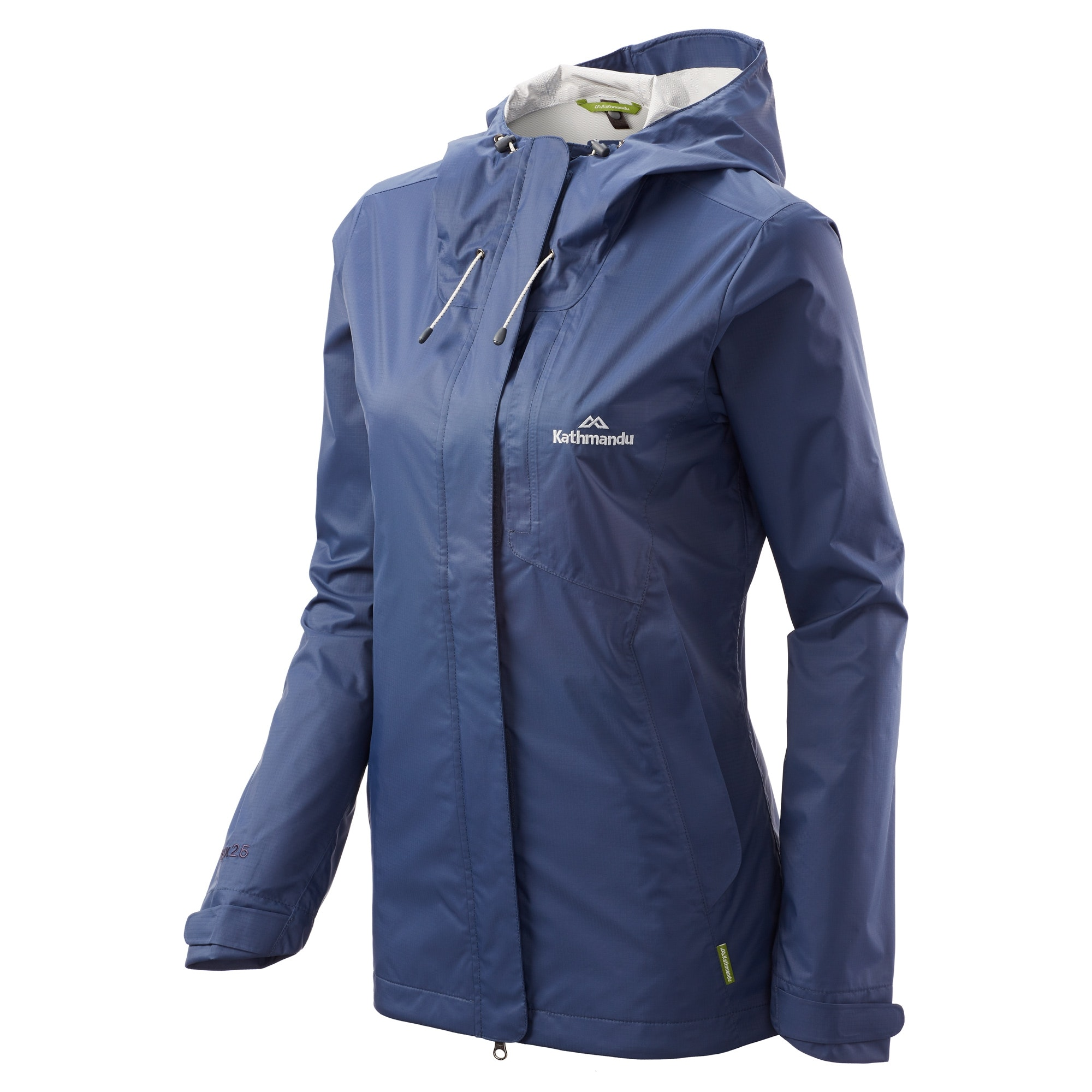 NEW-Kathmandu-Trailhead-Womens-Lightweight-Hiking-Waterproof-Rain-Jacket-Coat